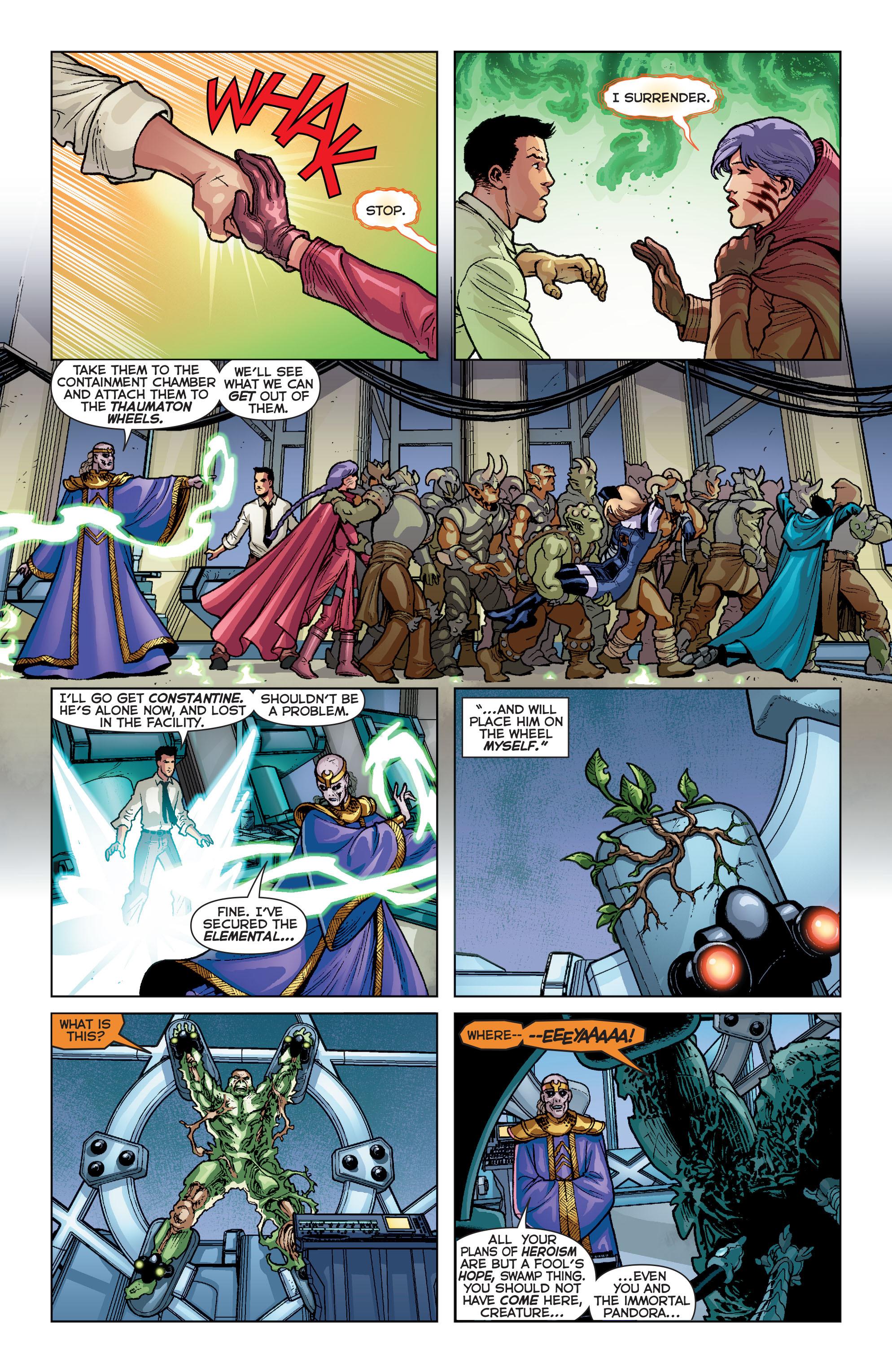 Read online Trinity of Sin: Pandora comic -  Issue #8 - 9