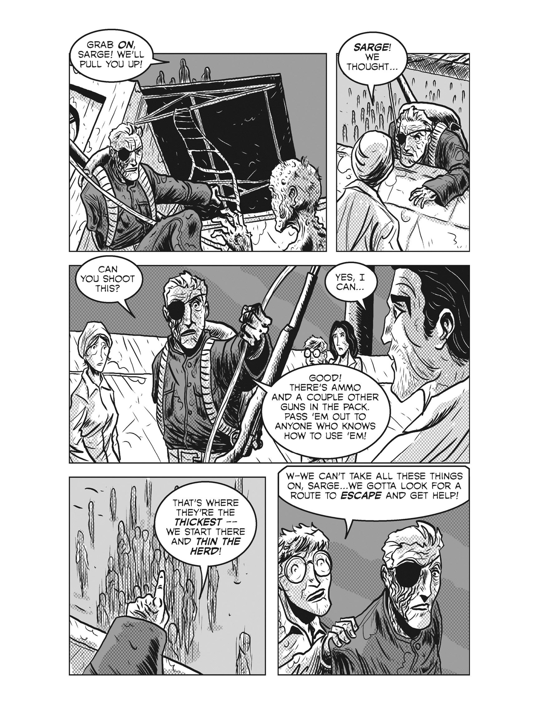 Read online FUBAR comic -  Issue #3 - 270