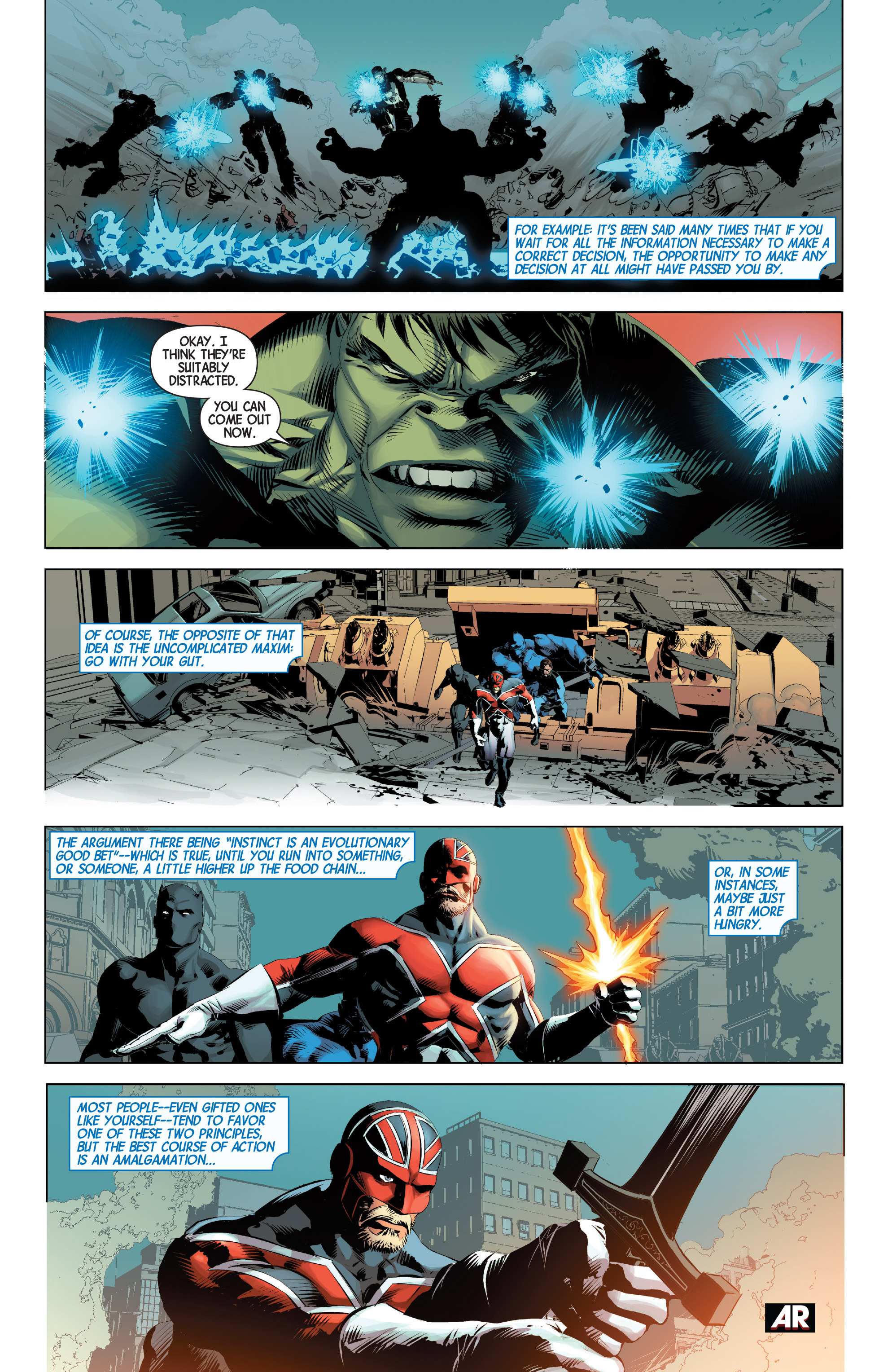 Read online Avengers (2013) comic -  Issue #39 - 16