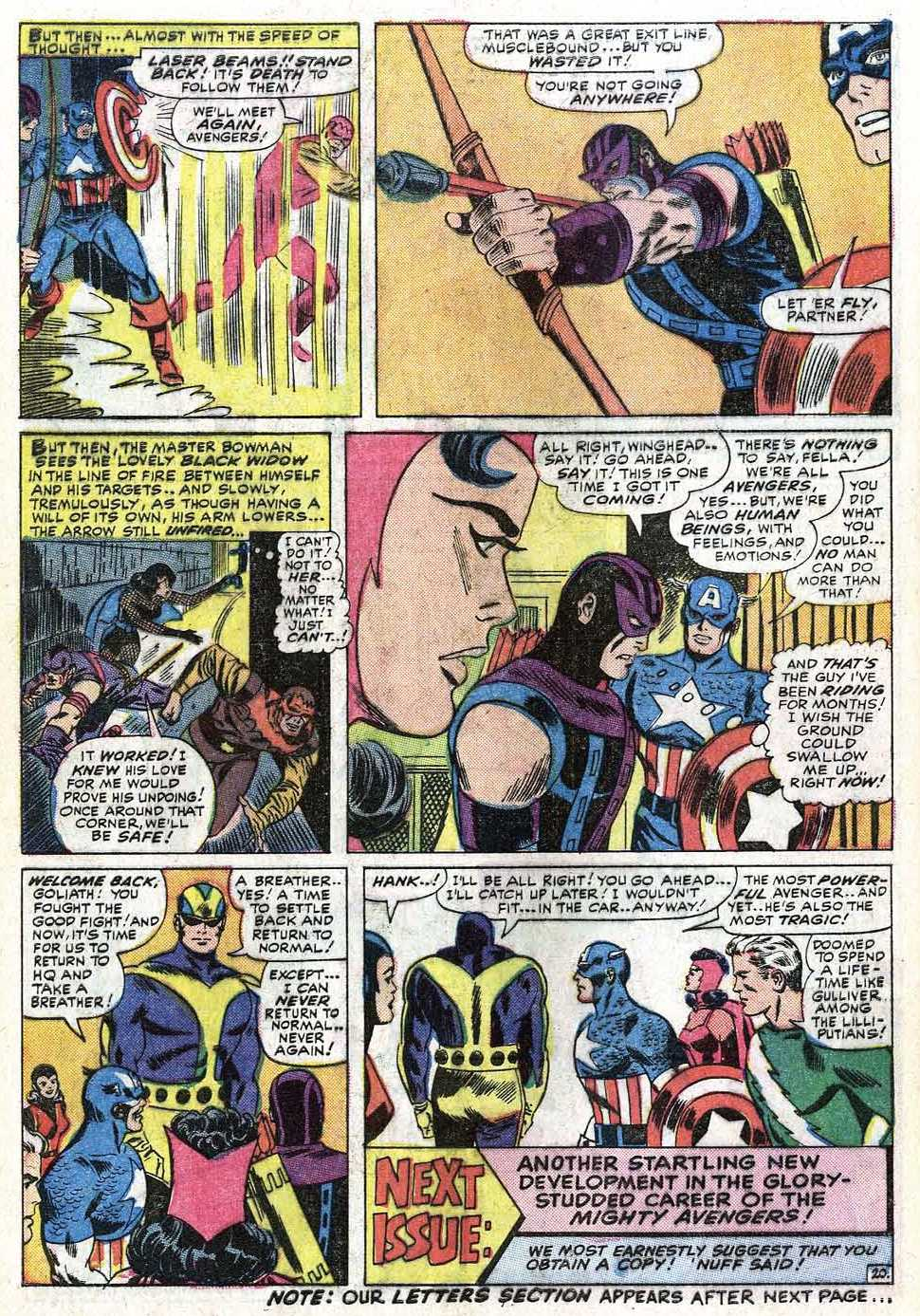 The Avengers (1963) 29 Page 27