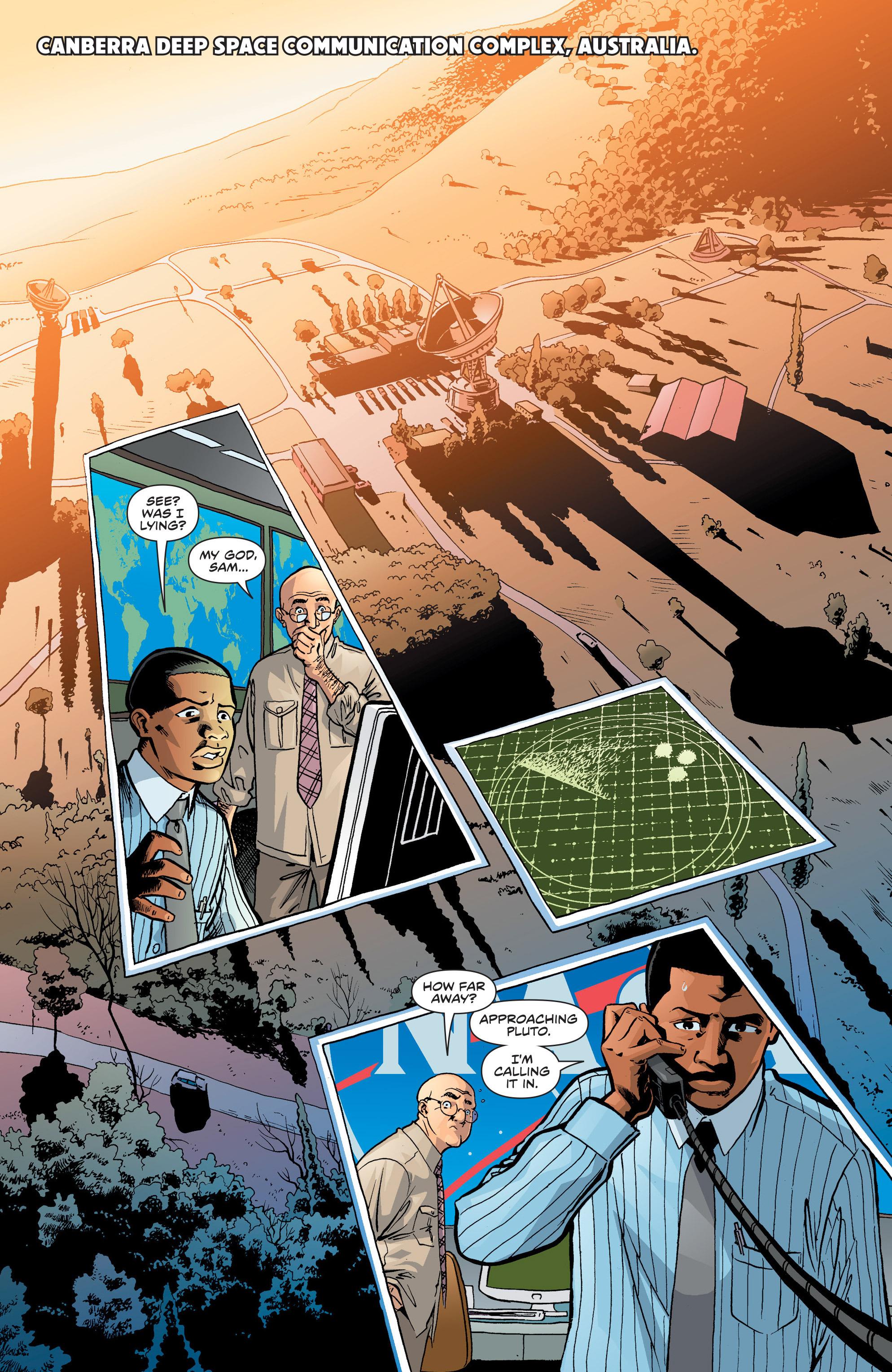 Read online Secret Identities comic -  Issue #5 - 3