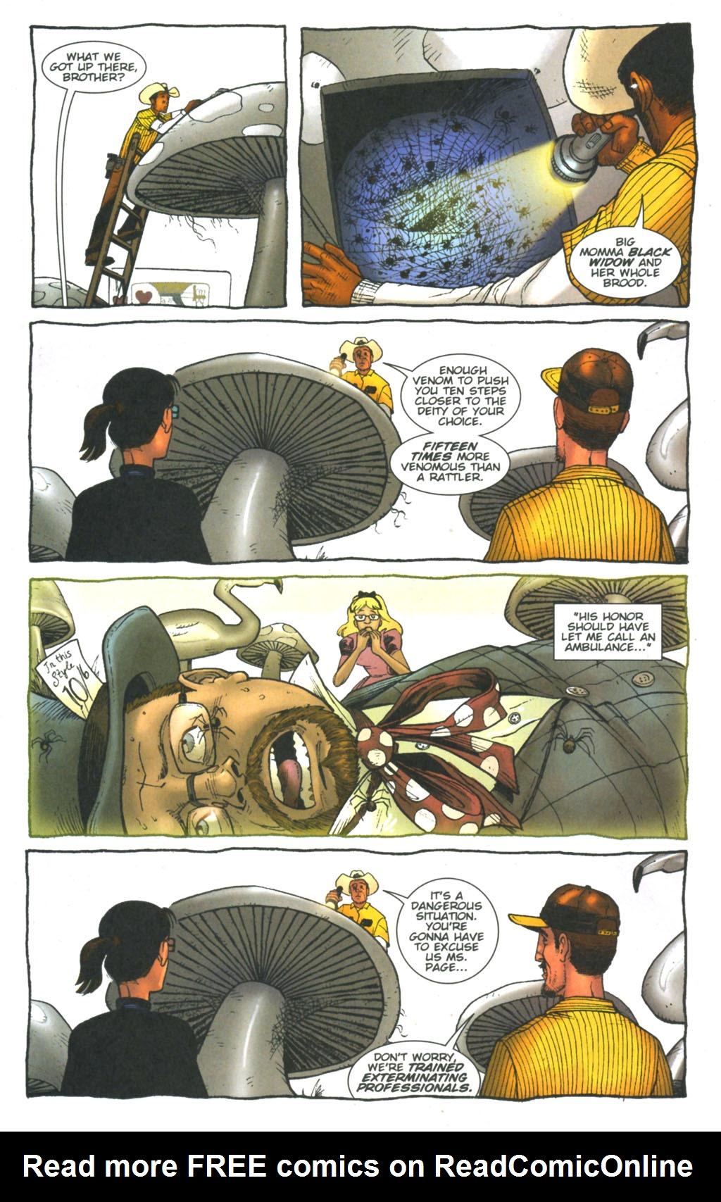 Read online The Exterminators comic -  Issue #6 - 12
