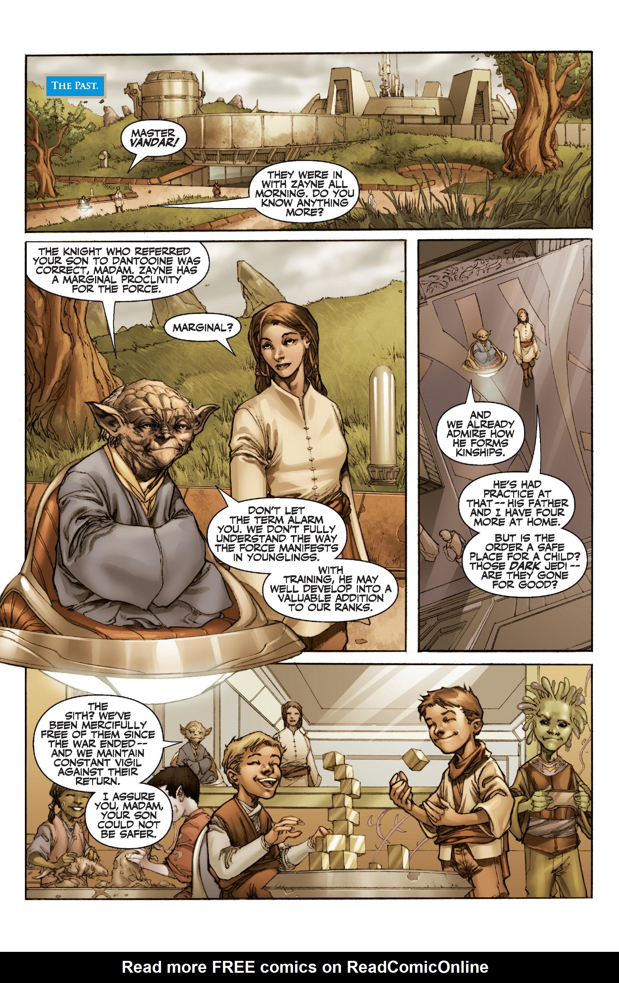 Read online Star Wars Omnibus comic -  Issue # Vol. 29 - 38