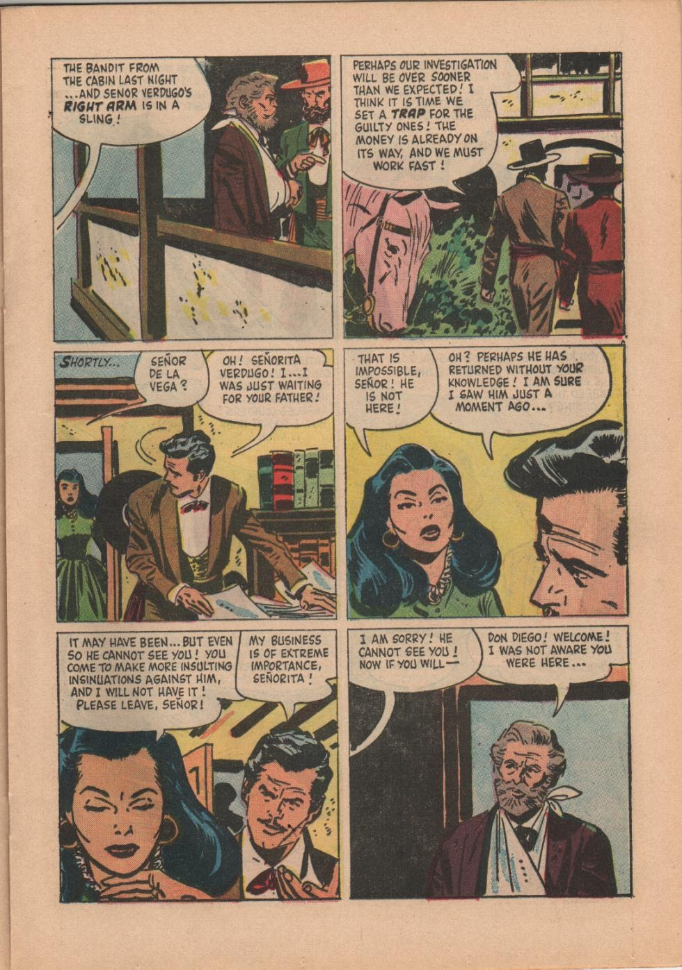 Zorro (1966) issue 5 - Page 17