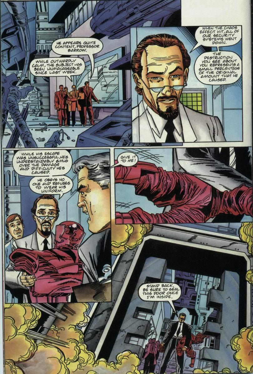 Read online Harbinger Files comic -  Issue #2 - 9