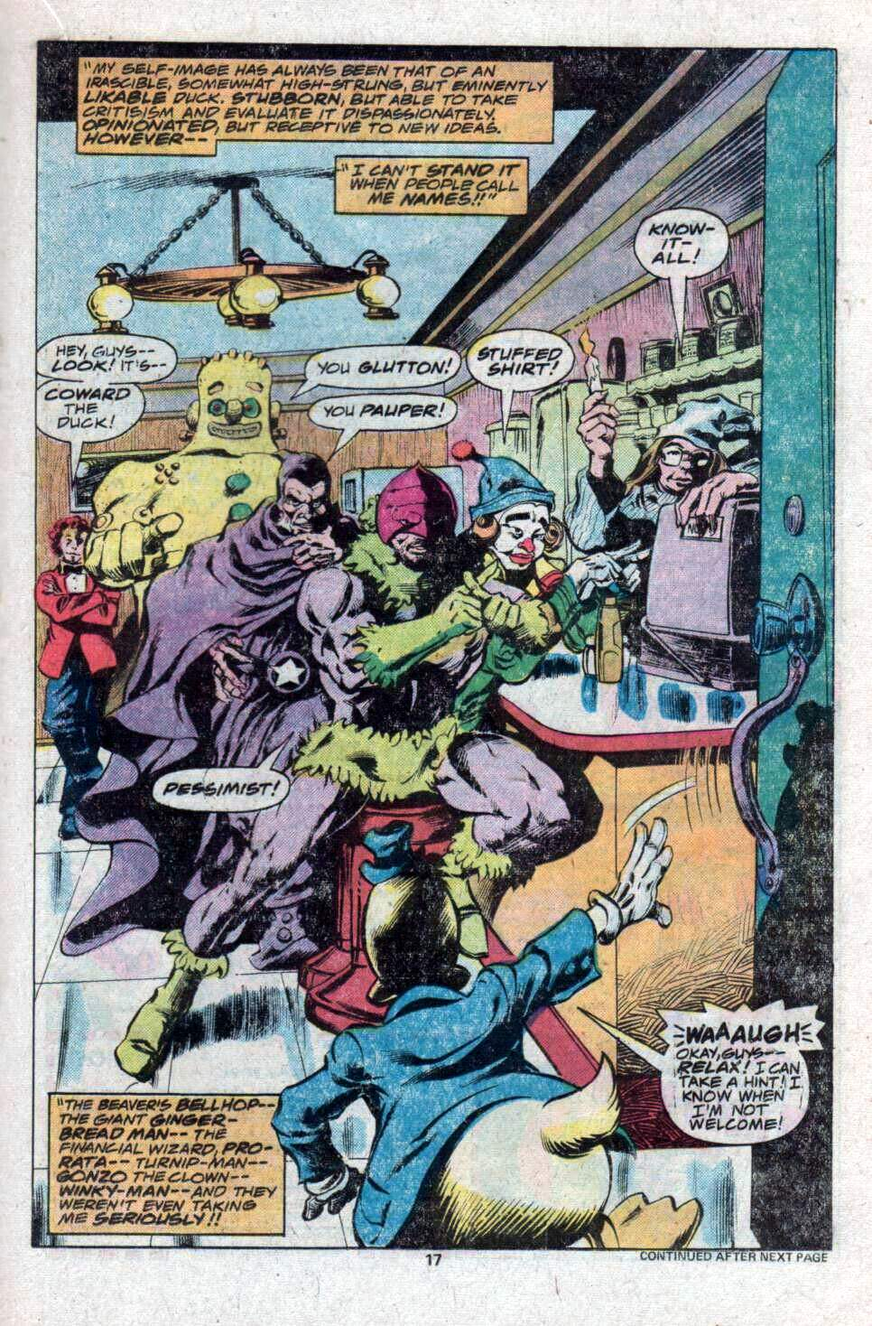 Howard the Duck (1976) Issue #10 #11 - English 12