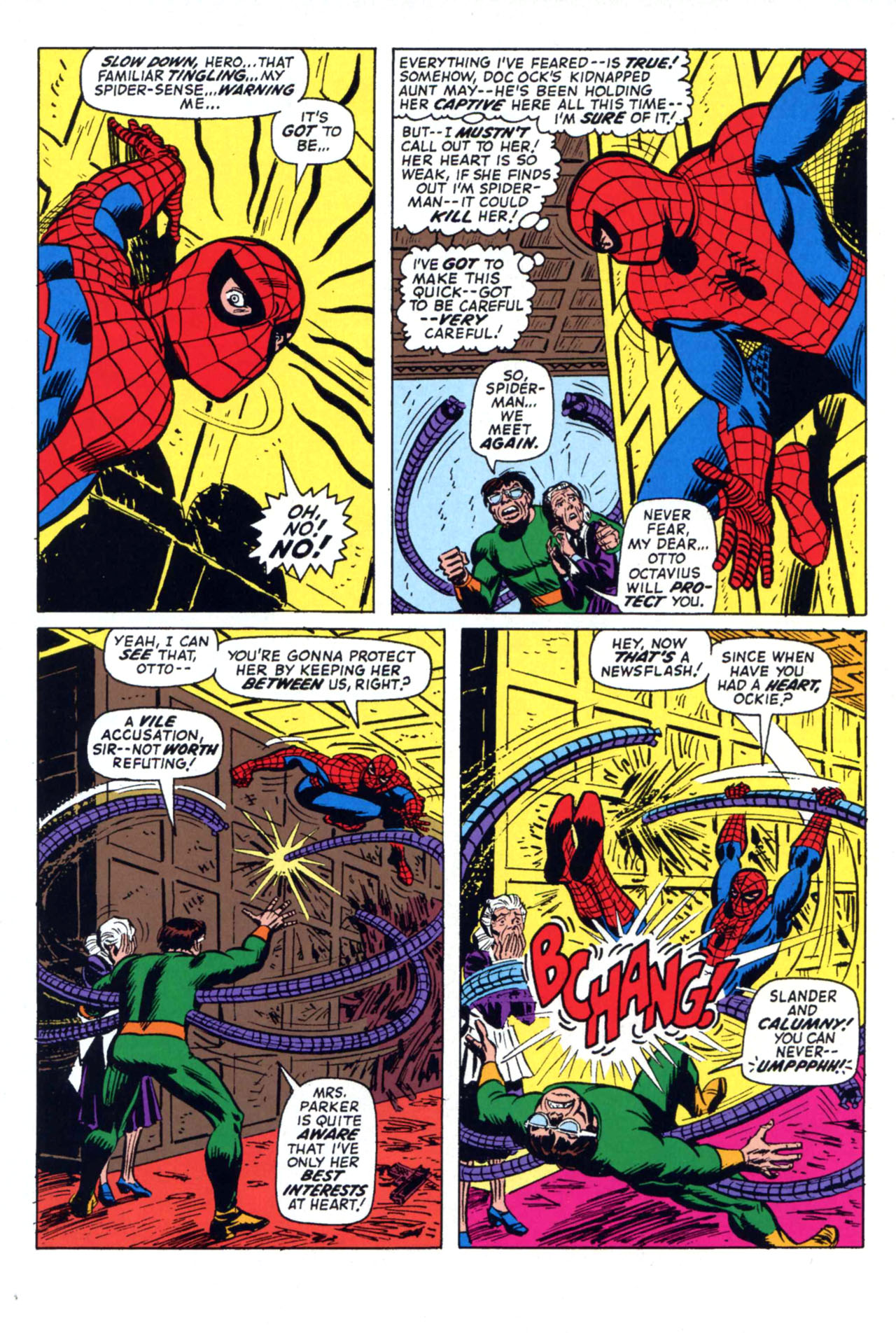 Read online Amazing Spider-Man Family comic -  Issue #2 - 99