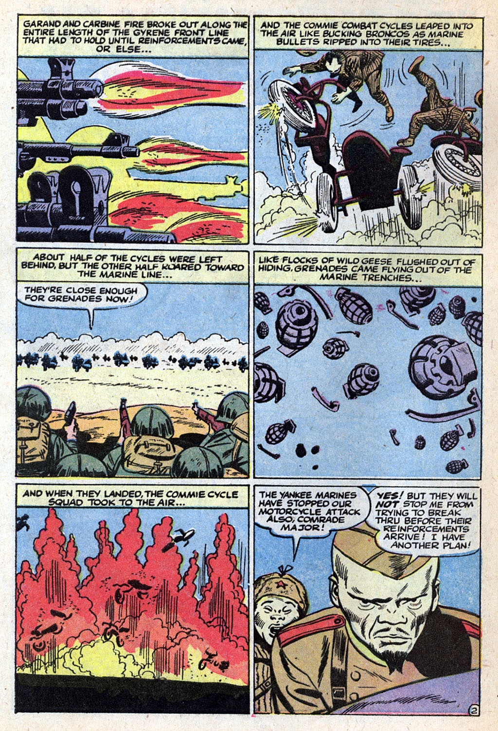 Marines in Action issue 8 - Page 4