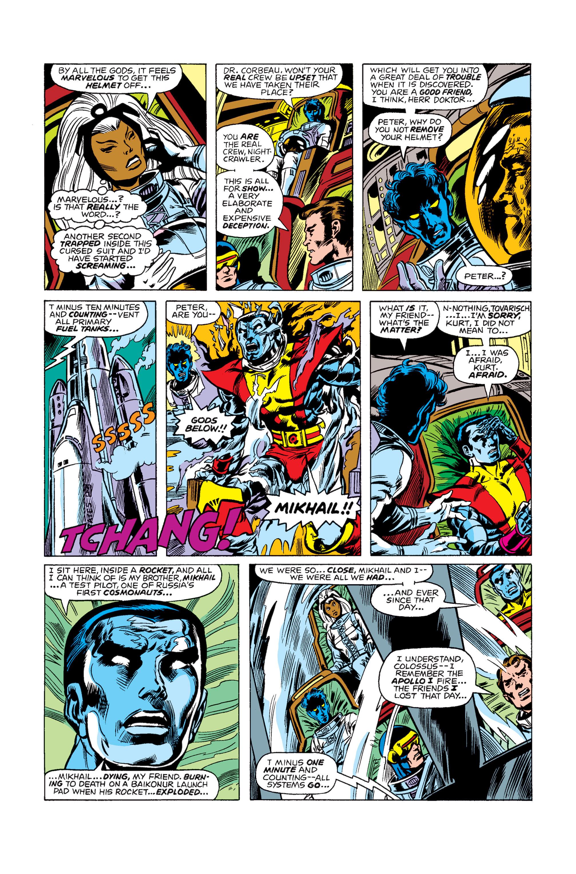 Uncanny X-Men (1963) 99 Page 4