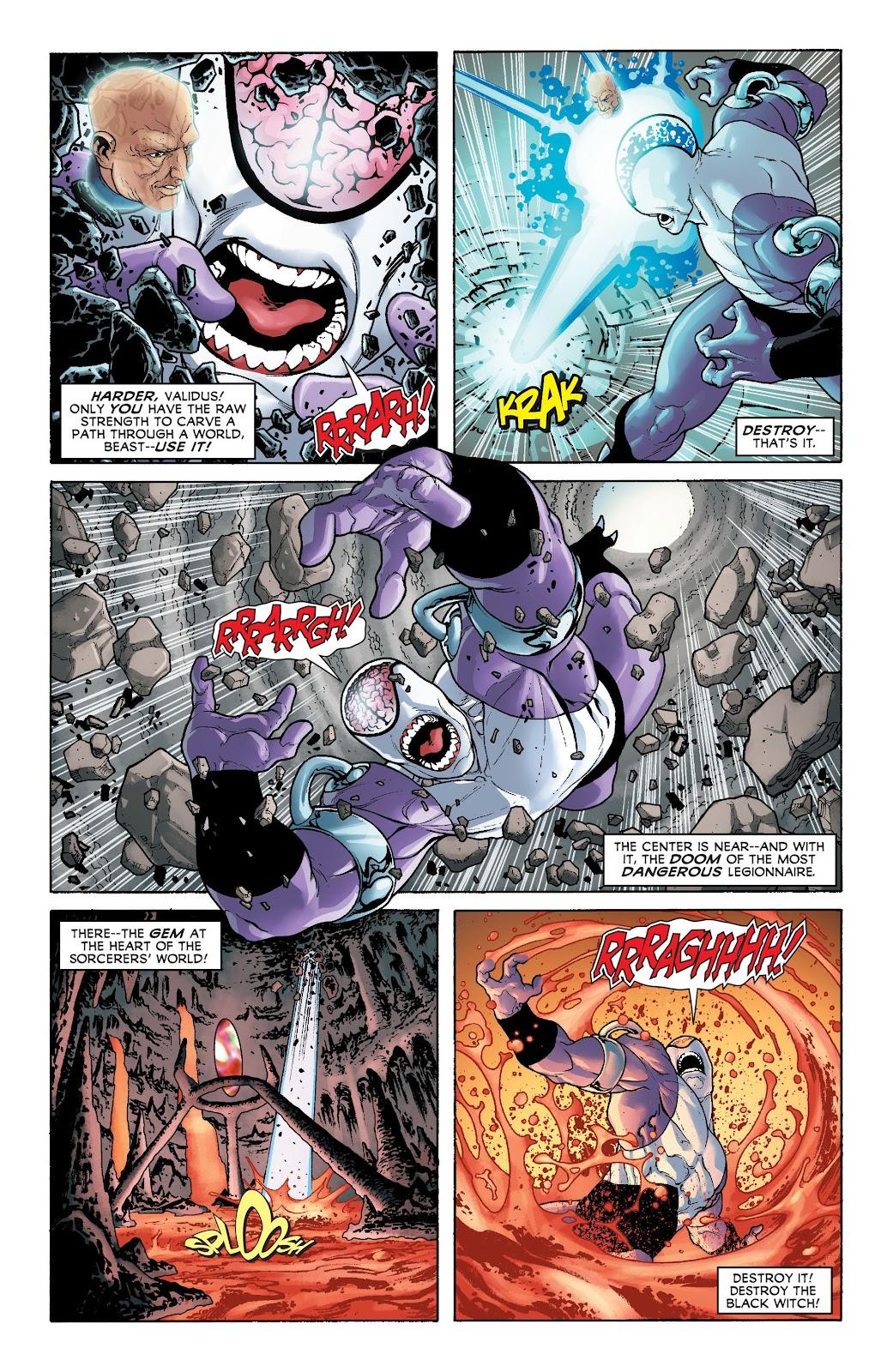 Legion of Super-Heroes (2011) Issue #20 #21 - English 12
