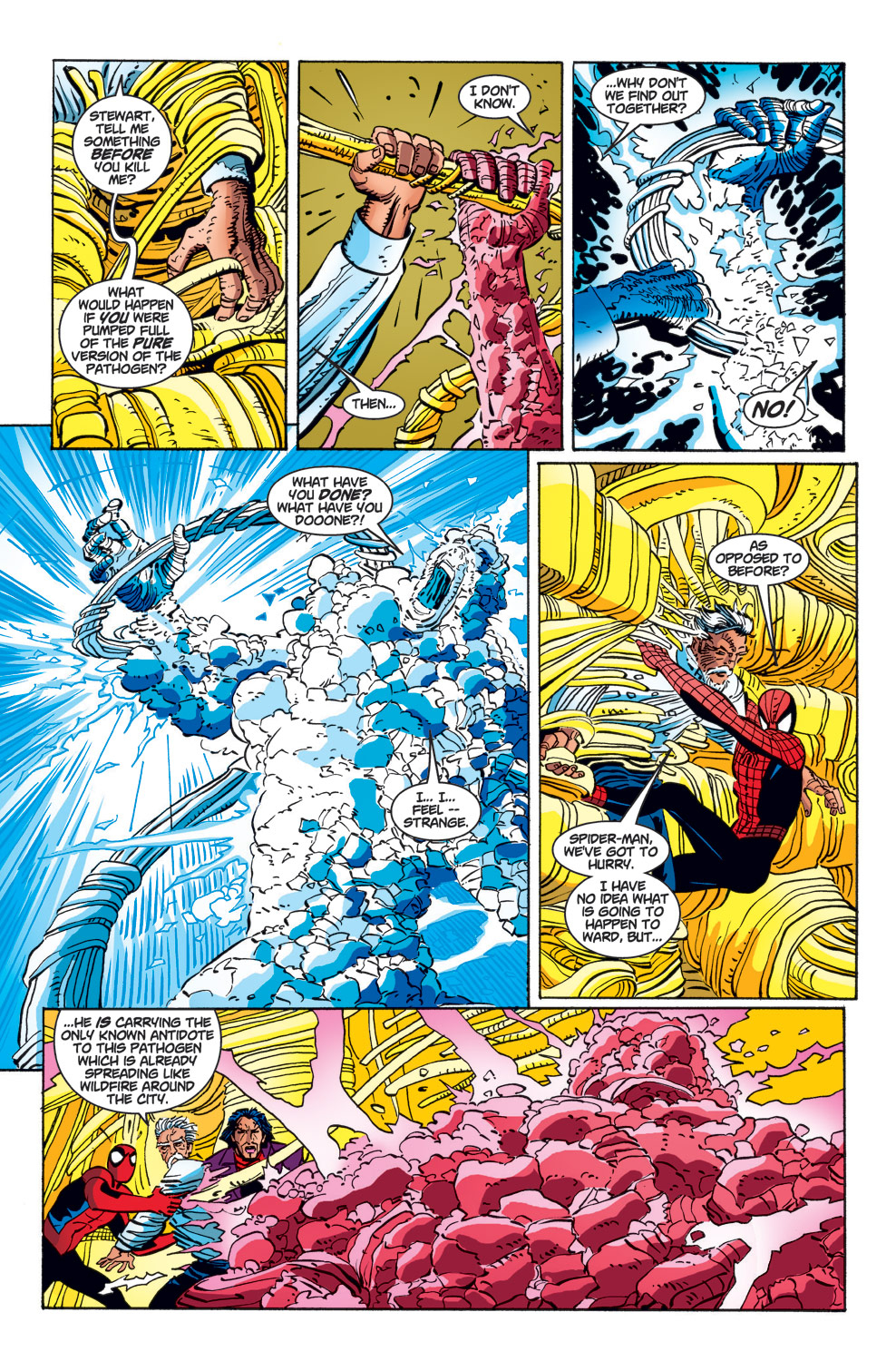 The Amazing Spider-Man (1999) 24 Page 18