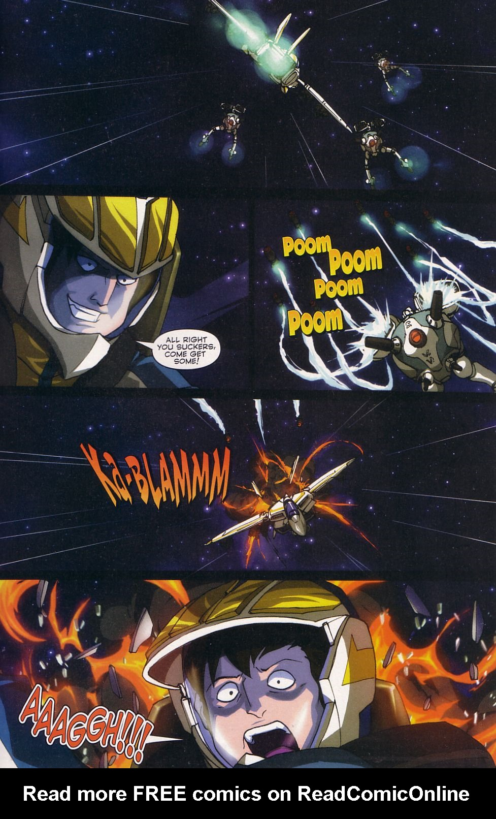 Read online Robotech: Love and War comic -  Issue #2 - 11