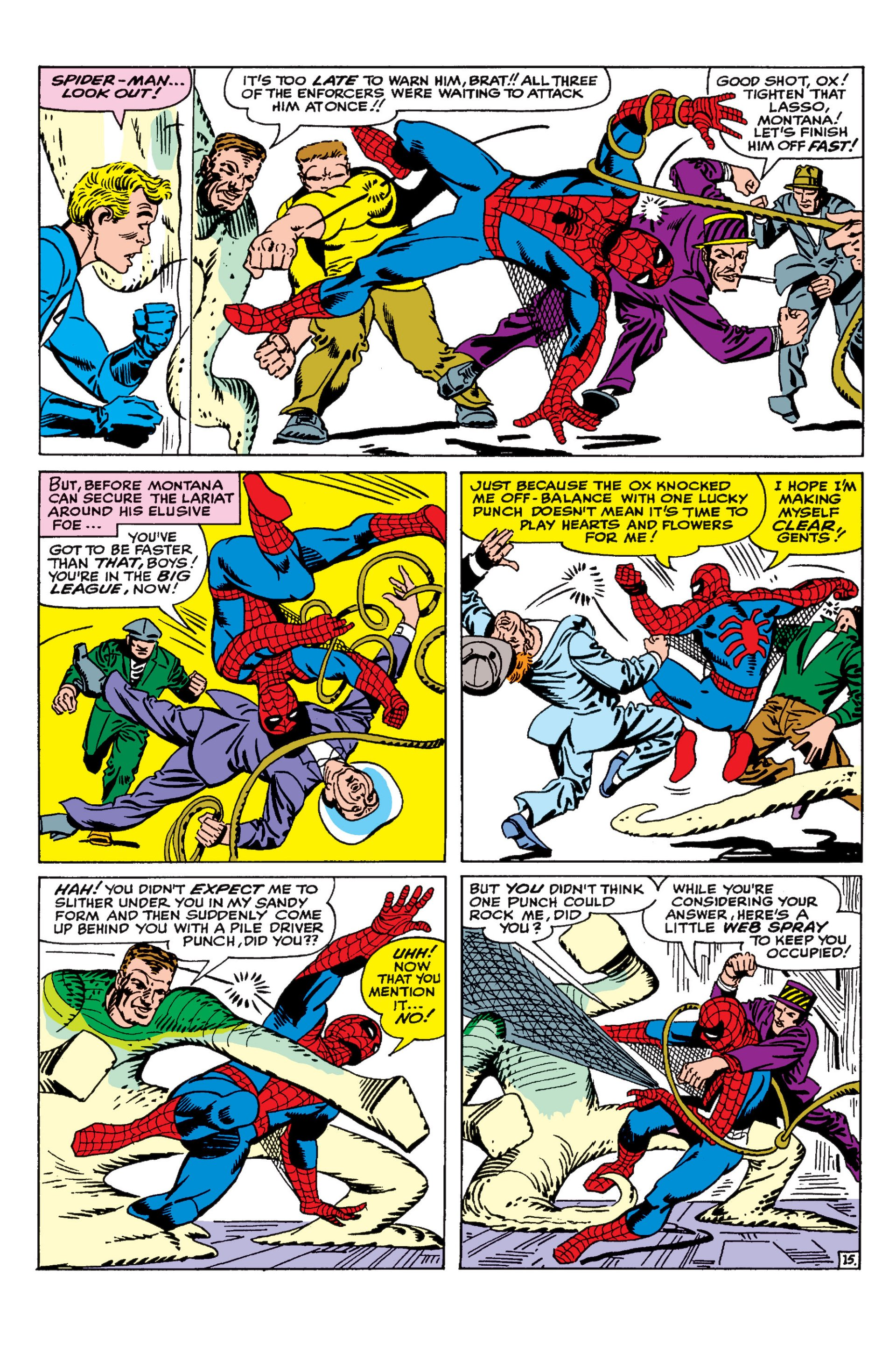 The Amazing Spider-Man (1963) 19 Page 15