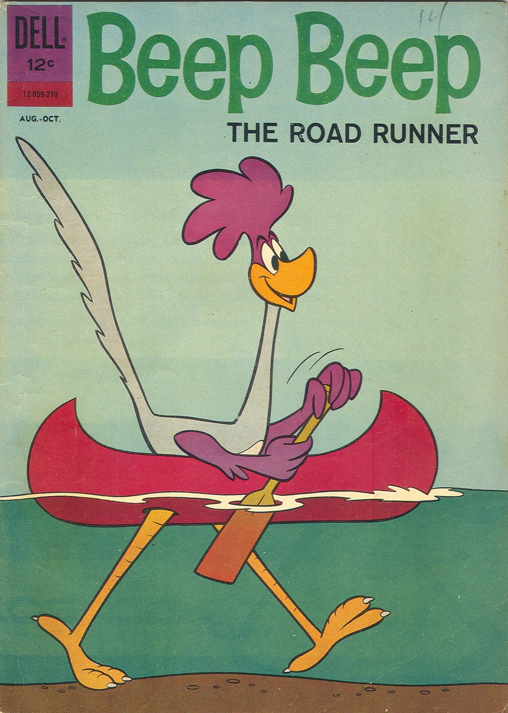 Beep Beep The Road Runner 12 Page 1