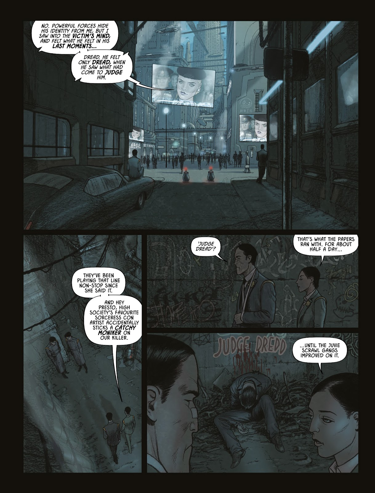 Judge Dredd Megazine (Vol. 5) issue 427 - Page 17