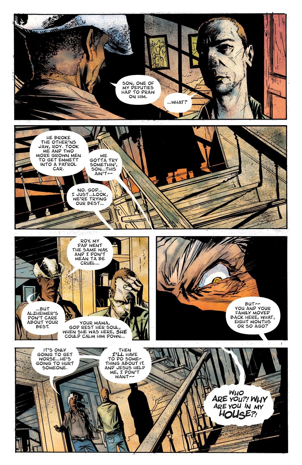 God Country 20   Read God Country Issue 20 Page 20