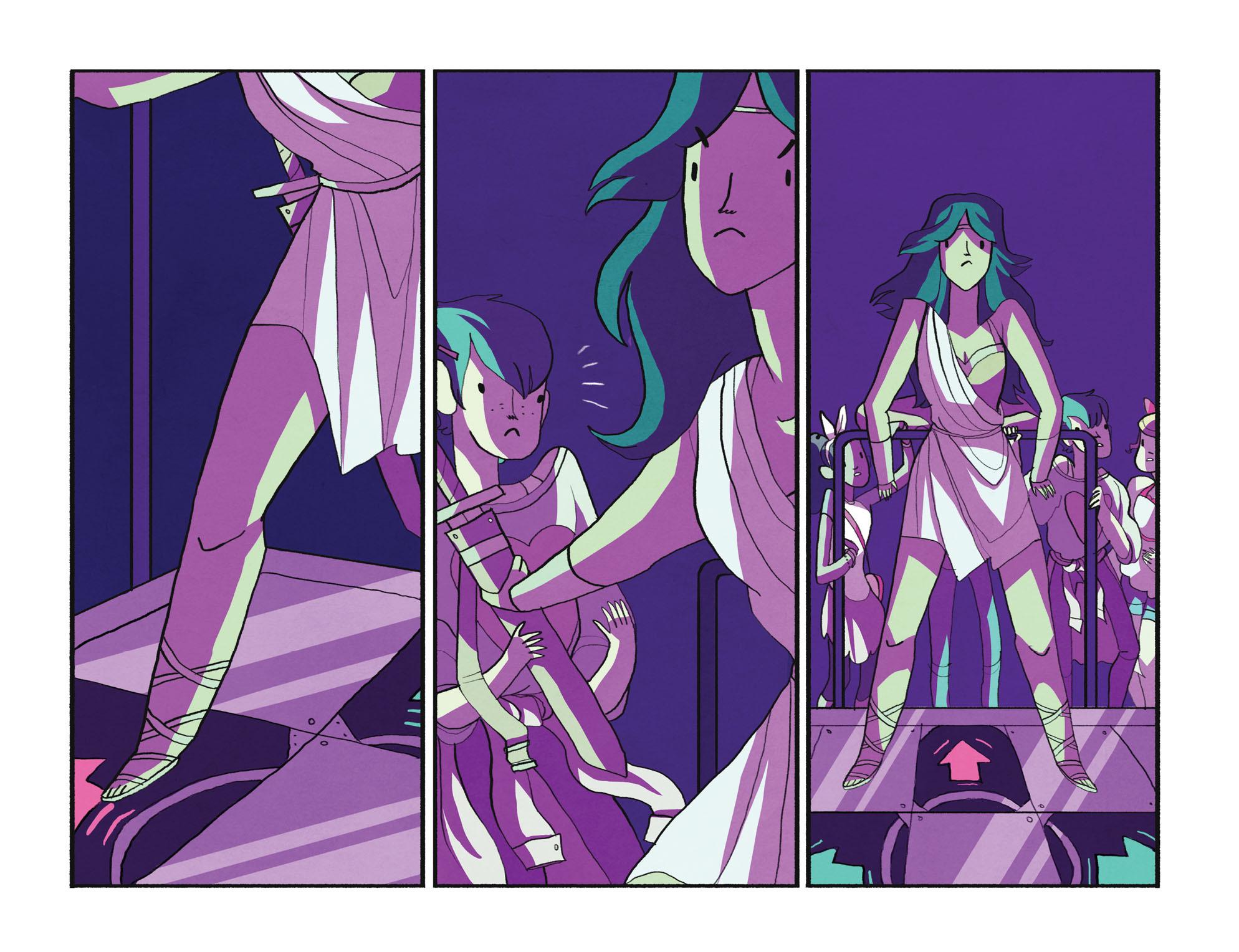 Read online Sensation Comics Featuring Wonder Woman comic -  Issue #23 - 21