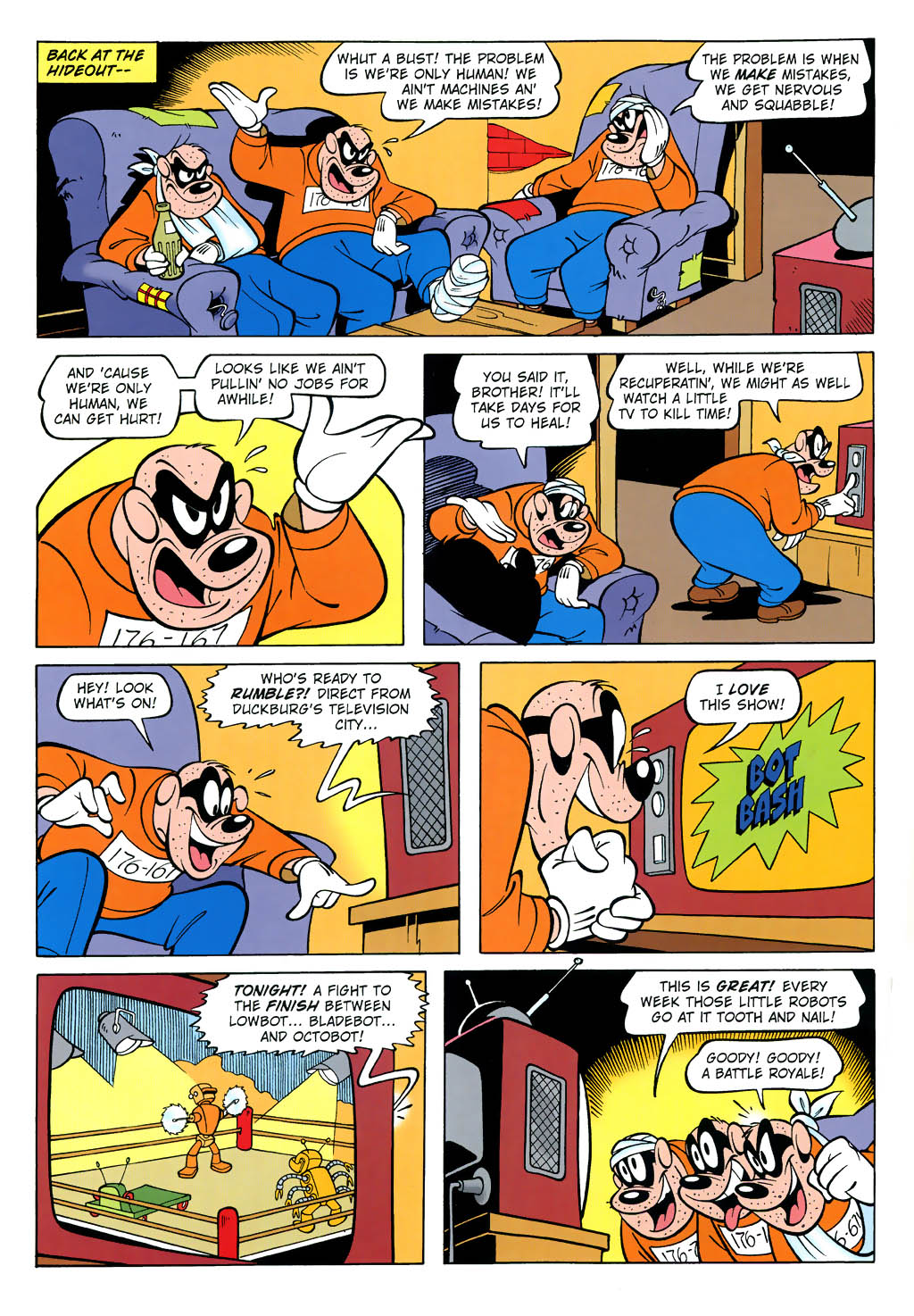 Read online Uncle Scrooge (1953) comic -  Issue #323 - 38