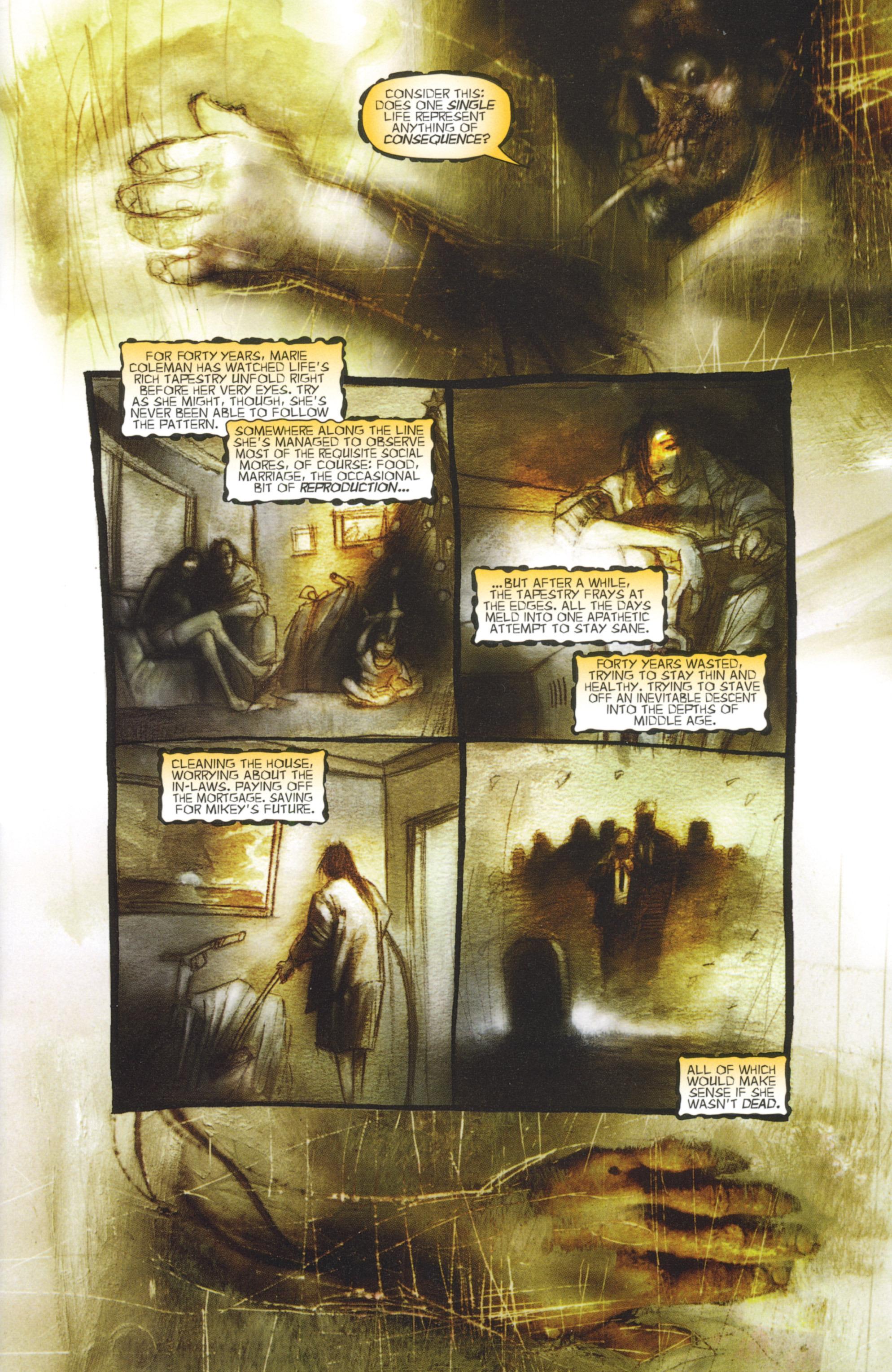 Read online Deadside comic -  Issue #2 - 5