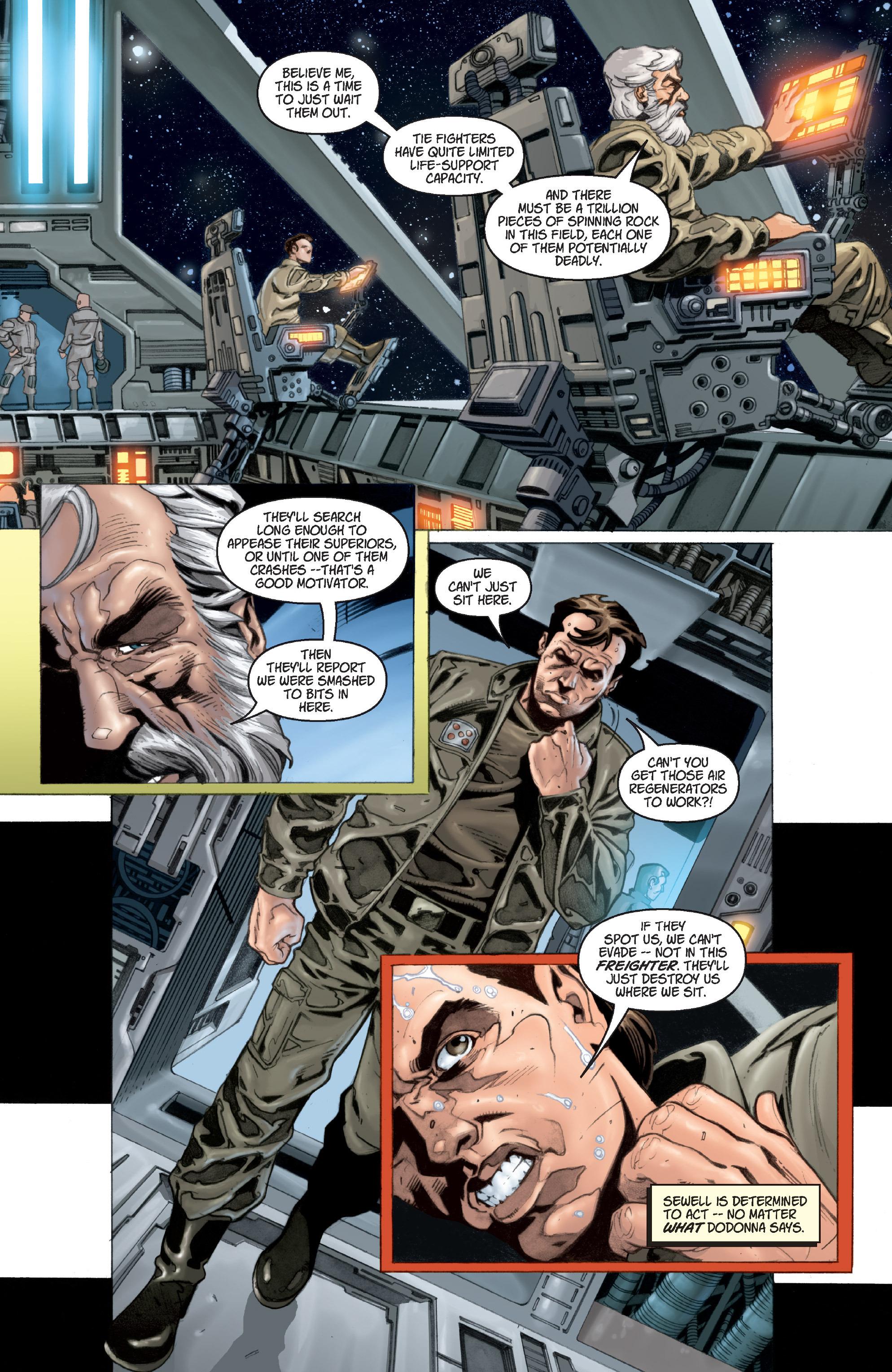 Read online Star Wars Omnibus comic -  Issue # Vol. 17 - 186