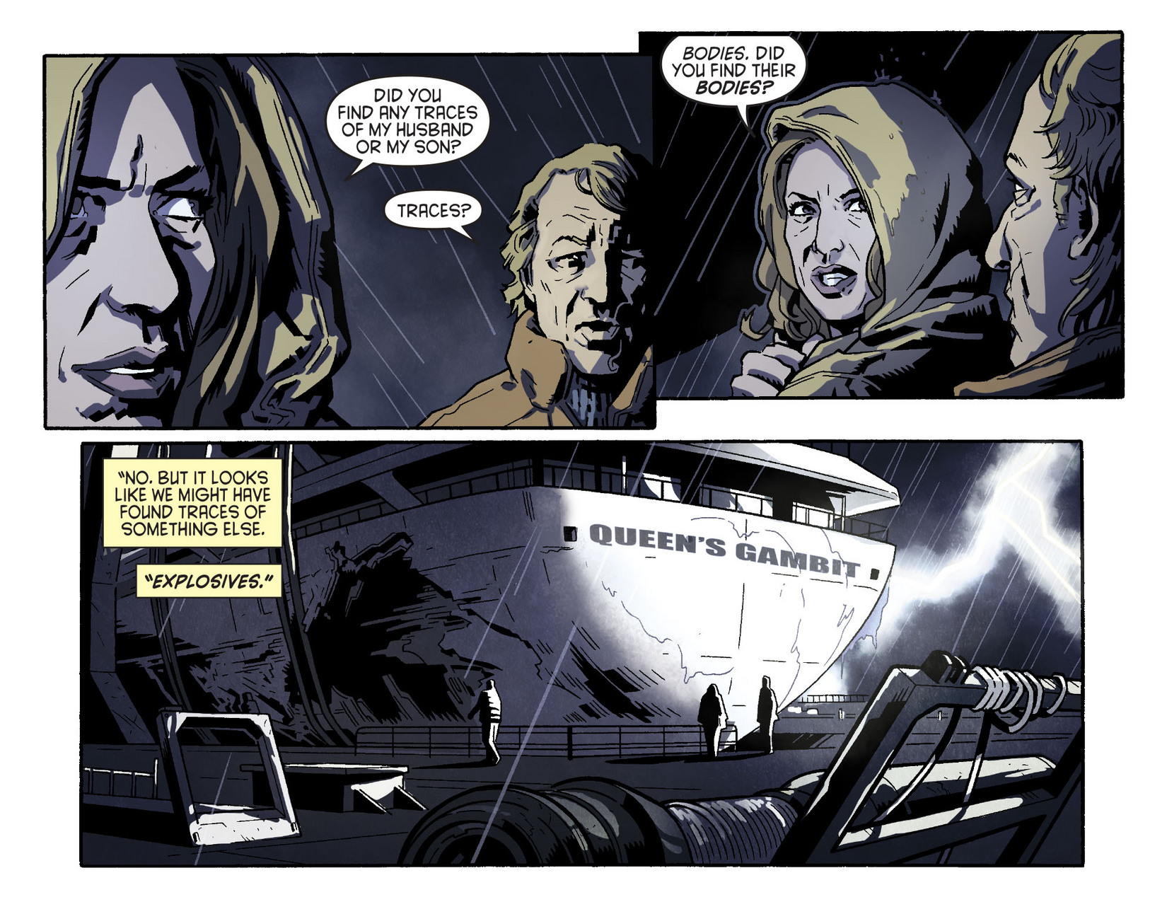 Read online Arrow [II] comic -  Issue #5 - 7