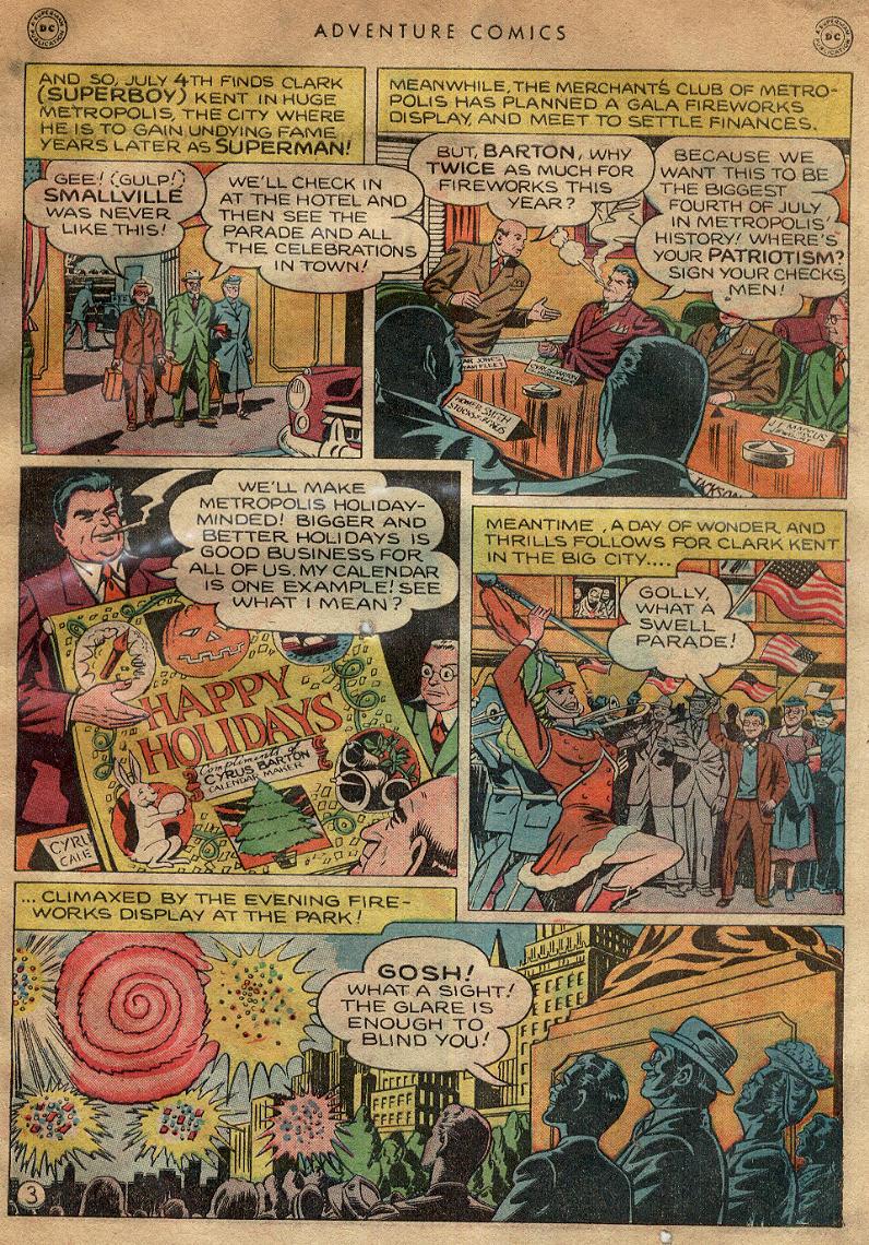 Read online Adventure Comics (1938) comic -  Issue #145 - 6