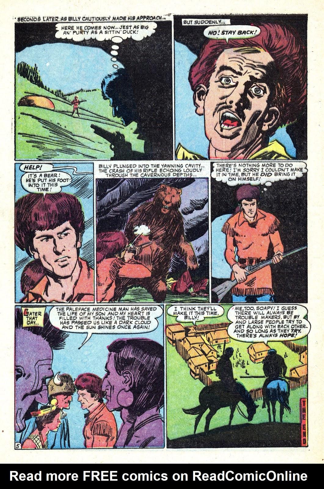 Gunsmoke Western issue 34 - Page 32