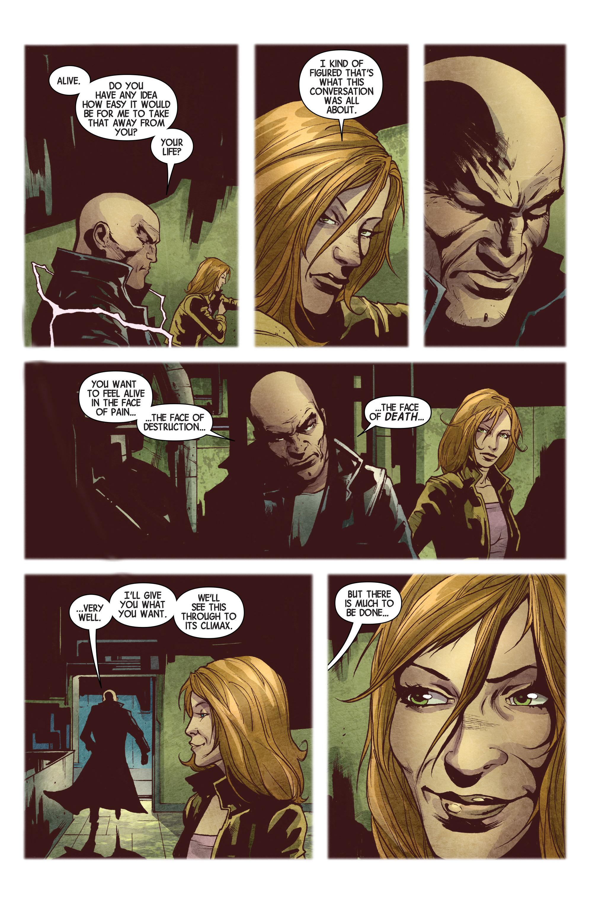 Read online Secret Wars: Last Days of the Marvel Universe comic -  Issue # TPB (Part 1) - 180