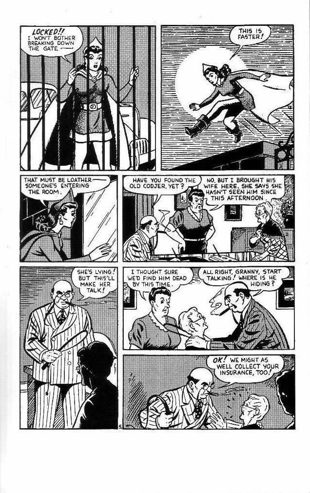 Read online Men of Mystery Comics comic -  Issue #44 - 40