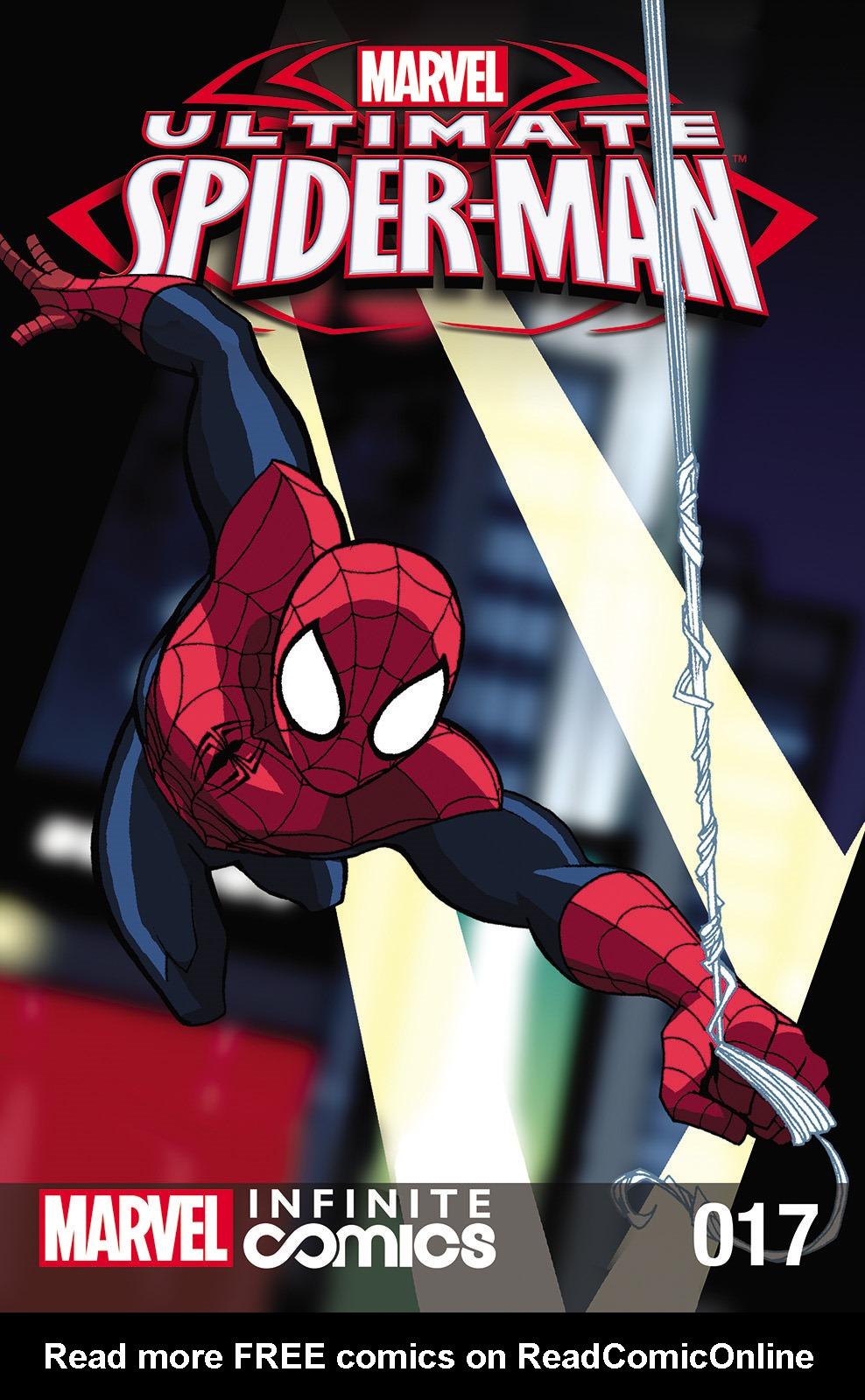 Read online Ultimate Spider-Man (Infinite Comics) (2015) comic -  Issue #17 - 1