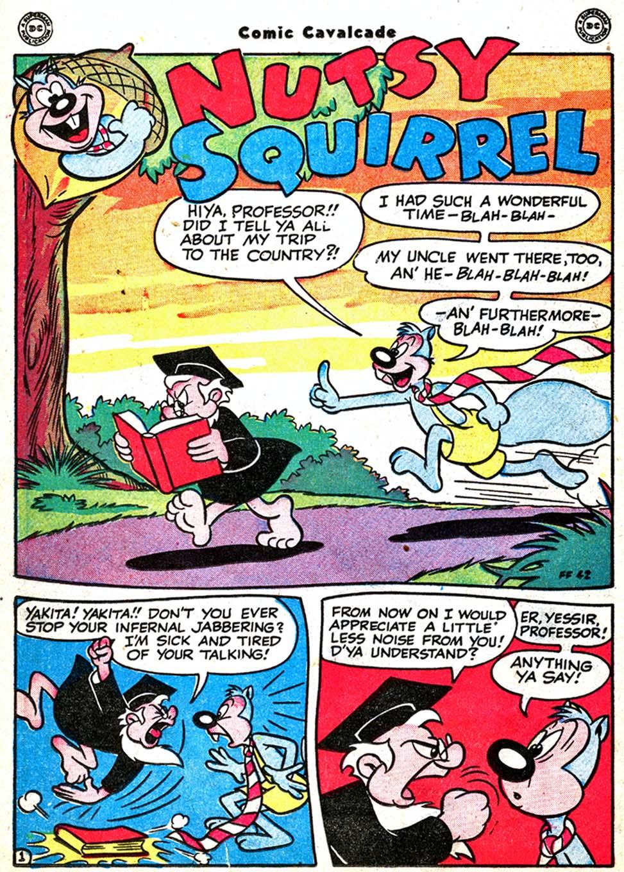 Comic Cavalcade issue 31 - Page 36