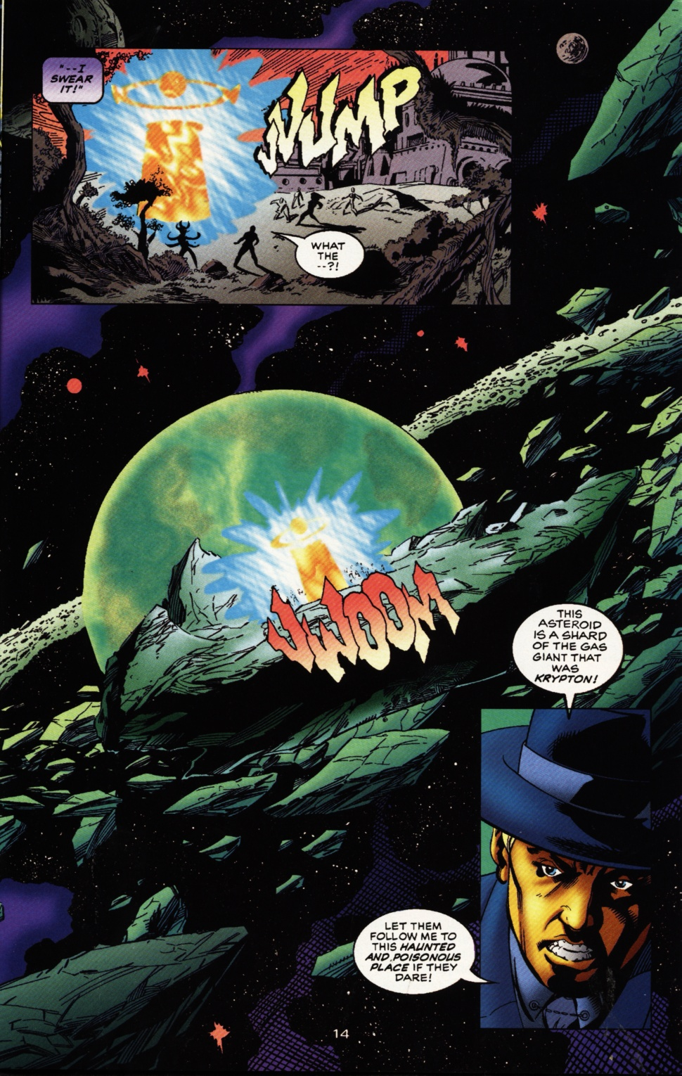 Read online Superboy & The Ravers comic -  Issue #11 - 15