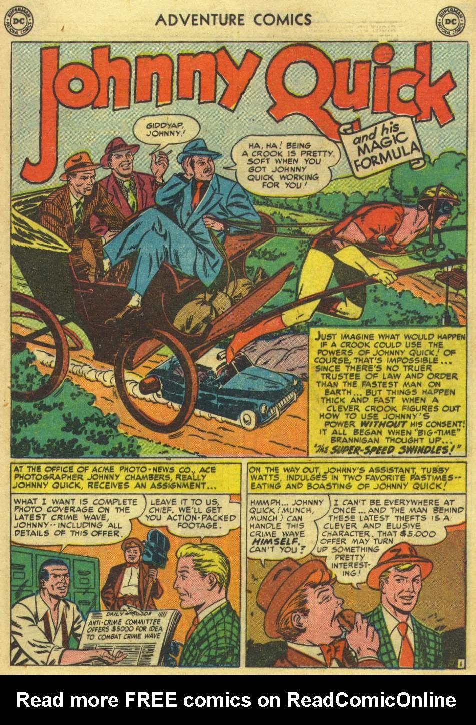 Read online Adventure Comics (1938) comic -  Issue #167 - 25