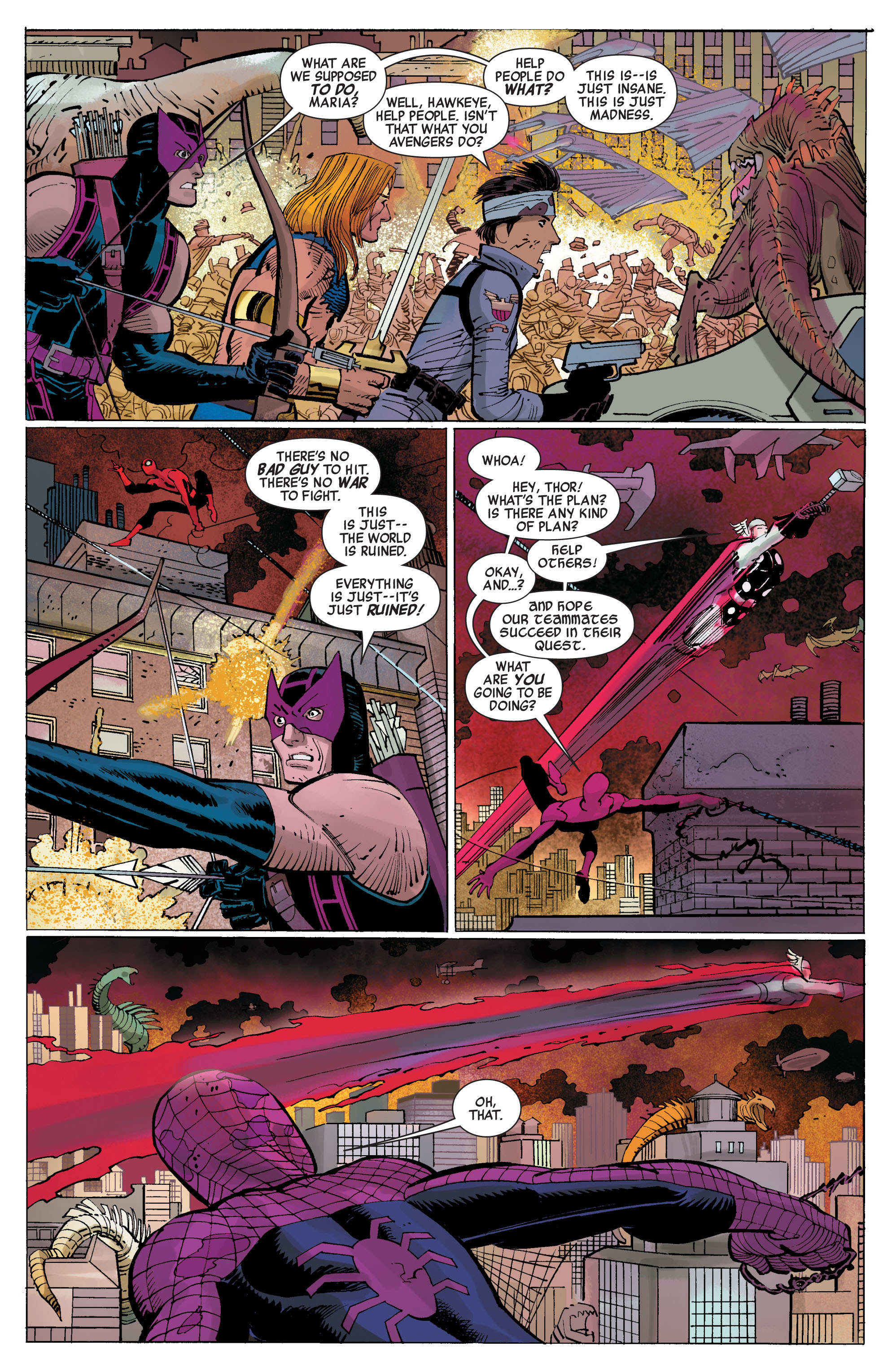 Read online Avengers (2010) comic -  Issue #5 - 4