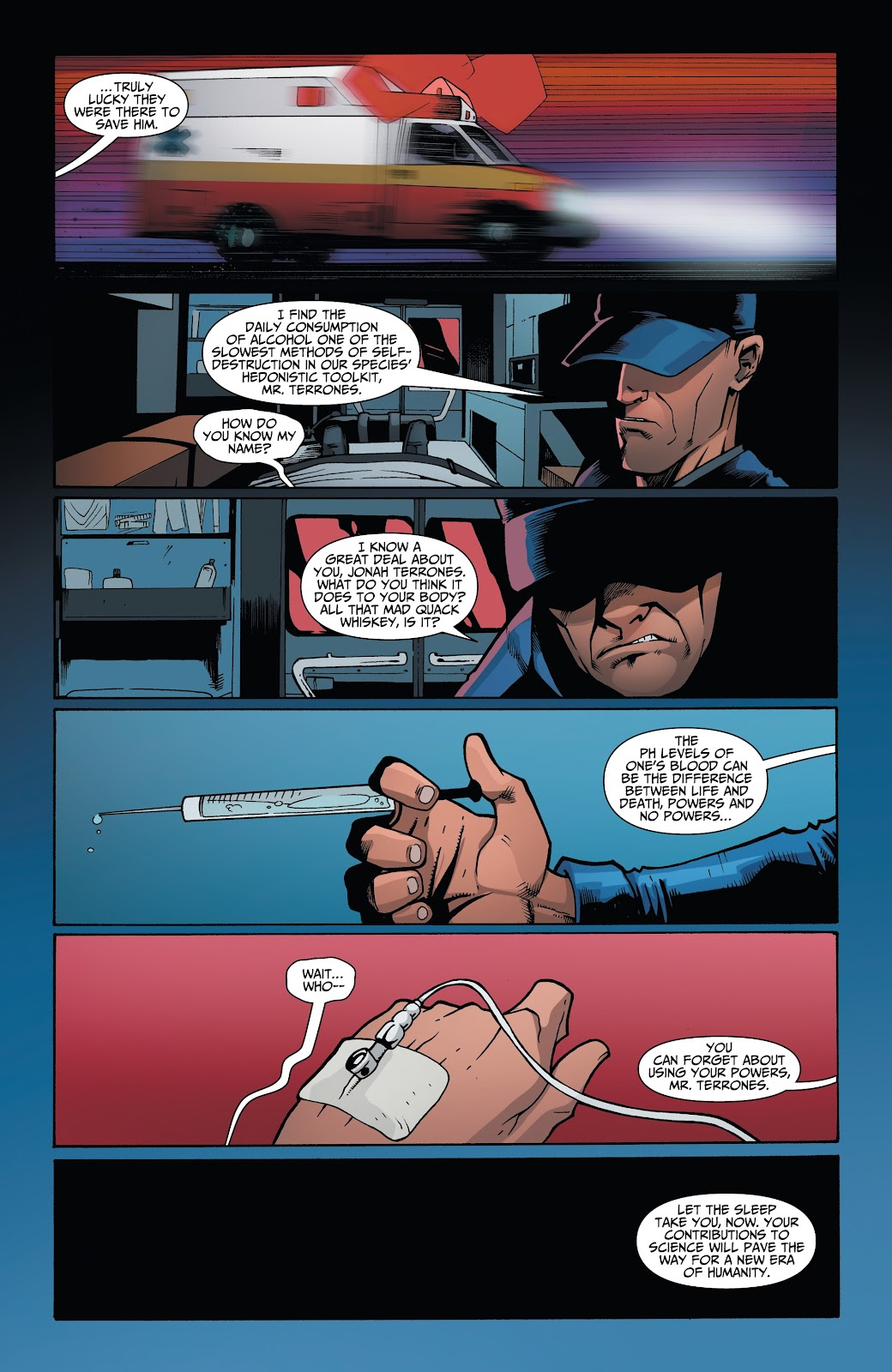 Read online Incidentals comic -  Issue #15 - 13