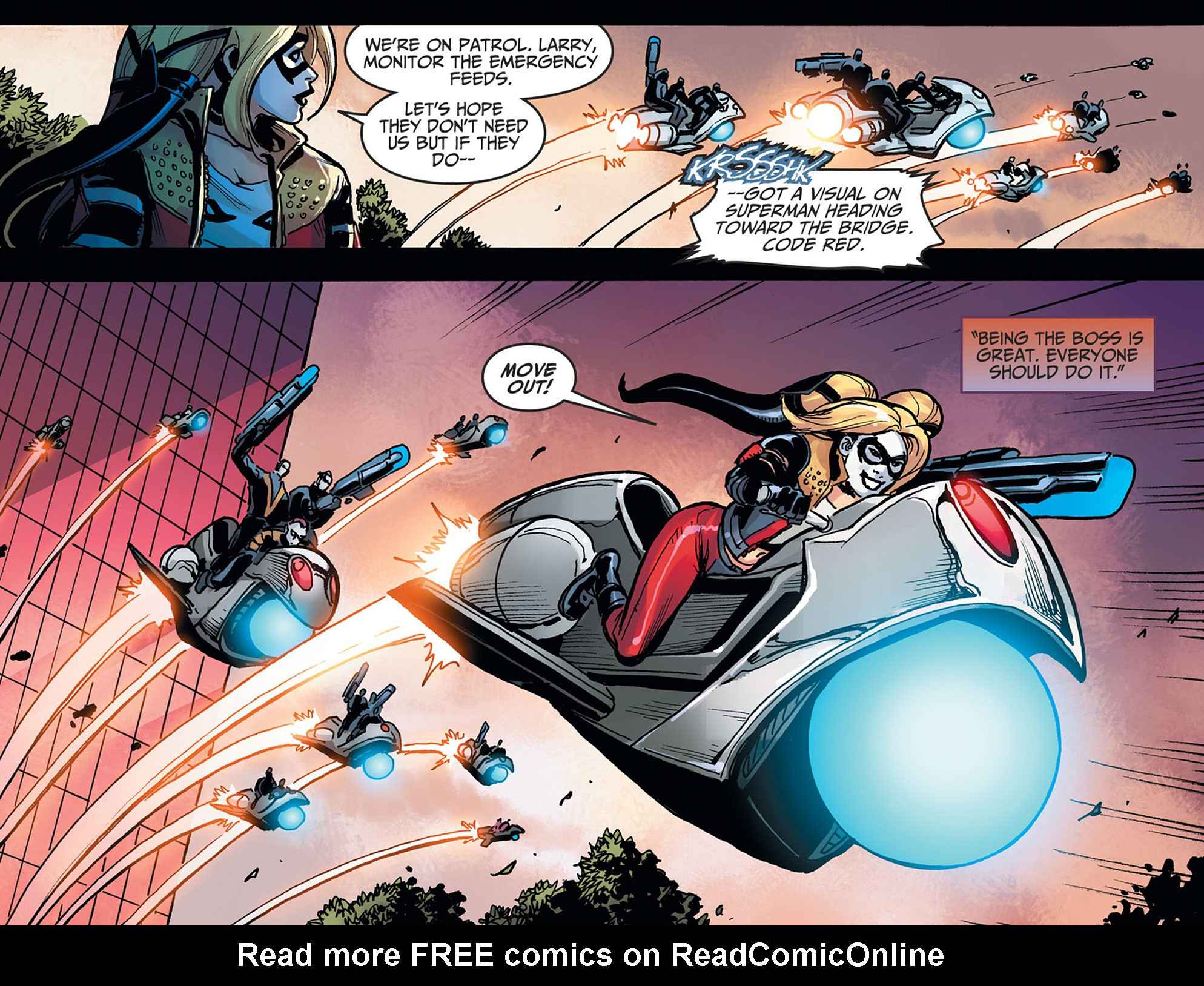 Read online Injustice: Ground Zero comic -  Issue #22 - 11