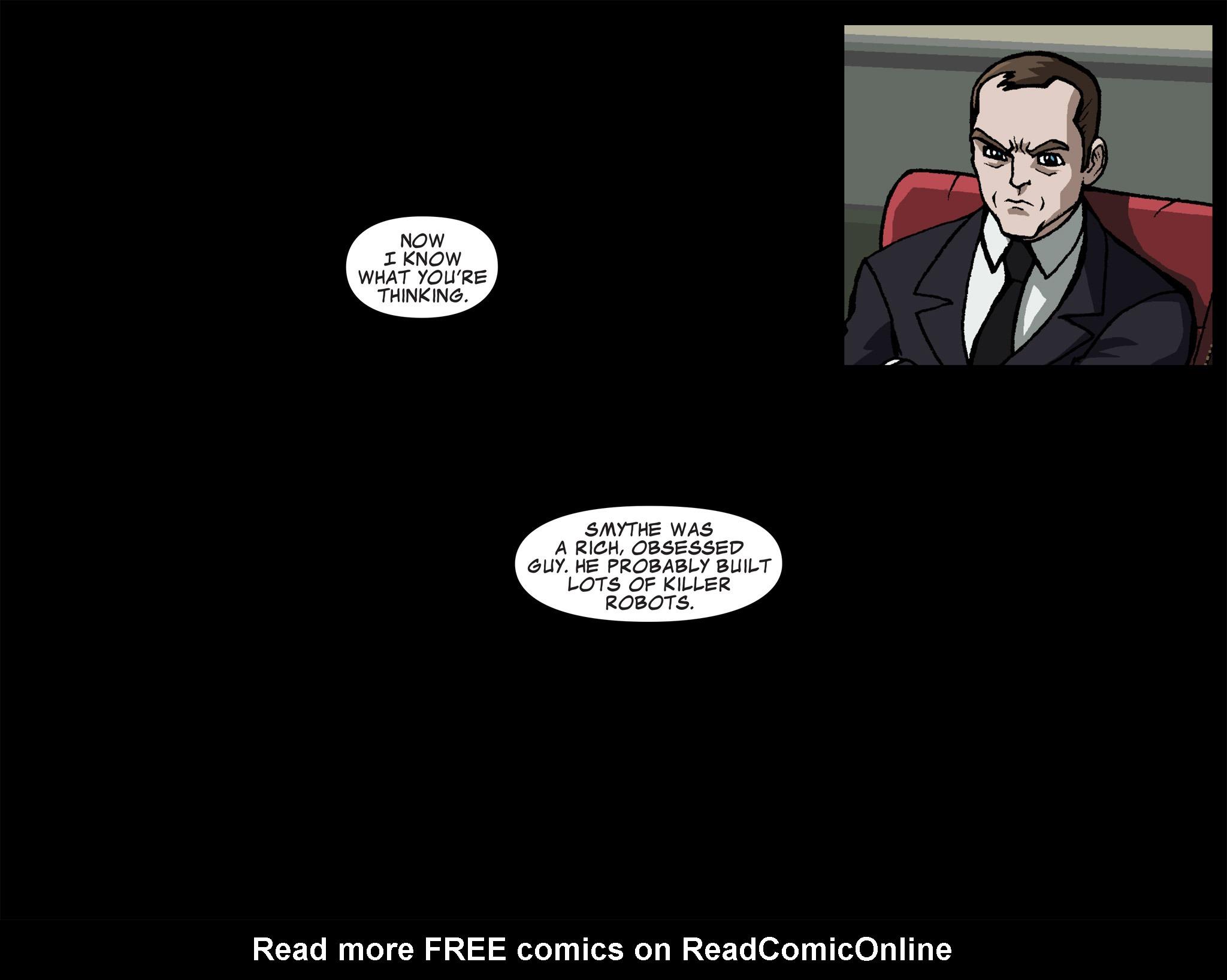 Read online Ultimate Spider-Man (Infinite Comics) (2015) comic -  Issue #6 - 40