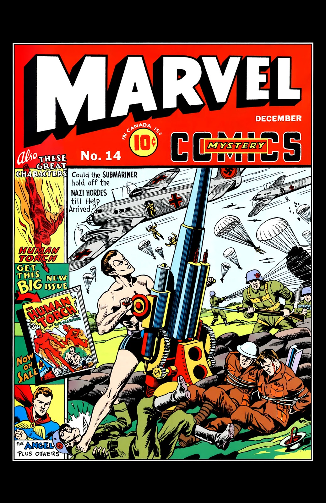 Read online Mystic Comics 70th Anniversary Special comic -  Issue # Full - 26