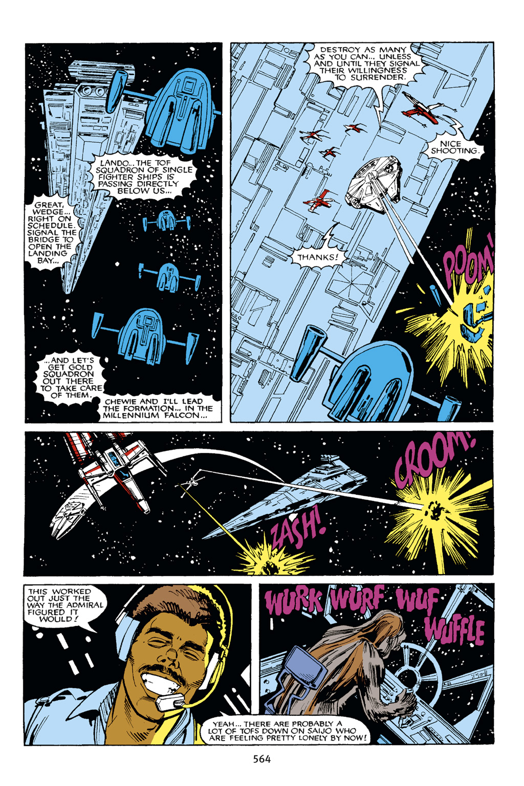 Read online Star Wars Omnibus comic -  Issue # Vol. 21.5 - 287