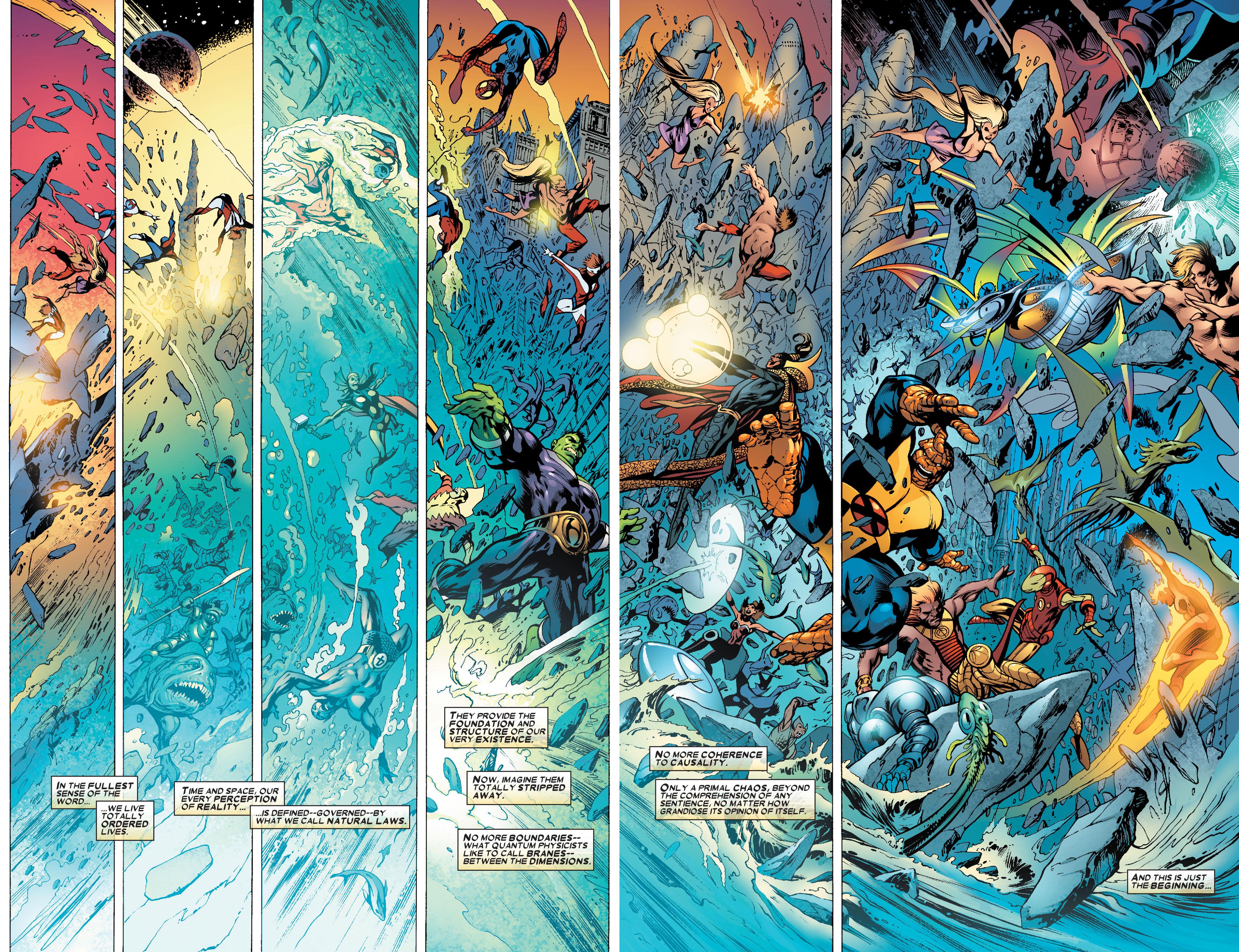 Read online Uncanny X-Men (1963) comic -  Issue #462 - 7