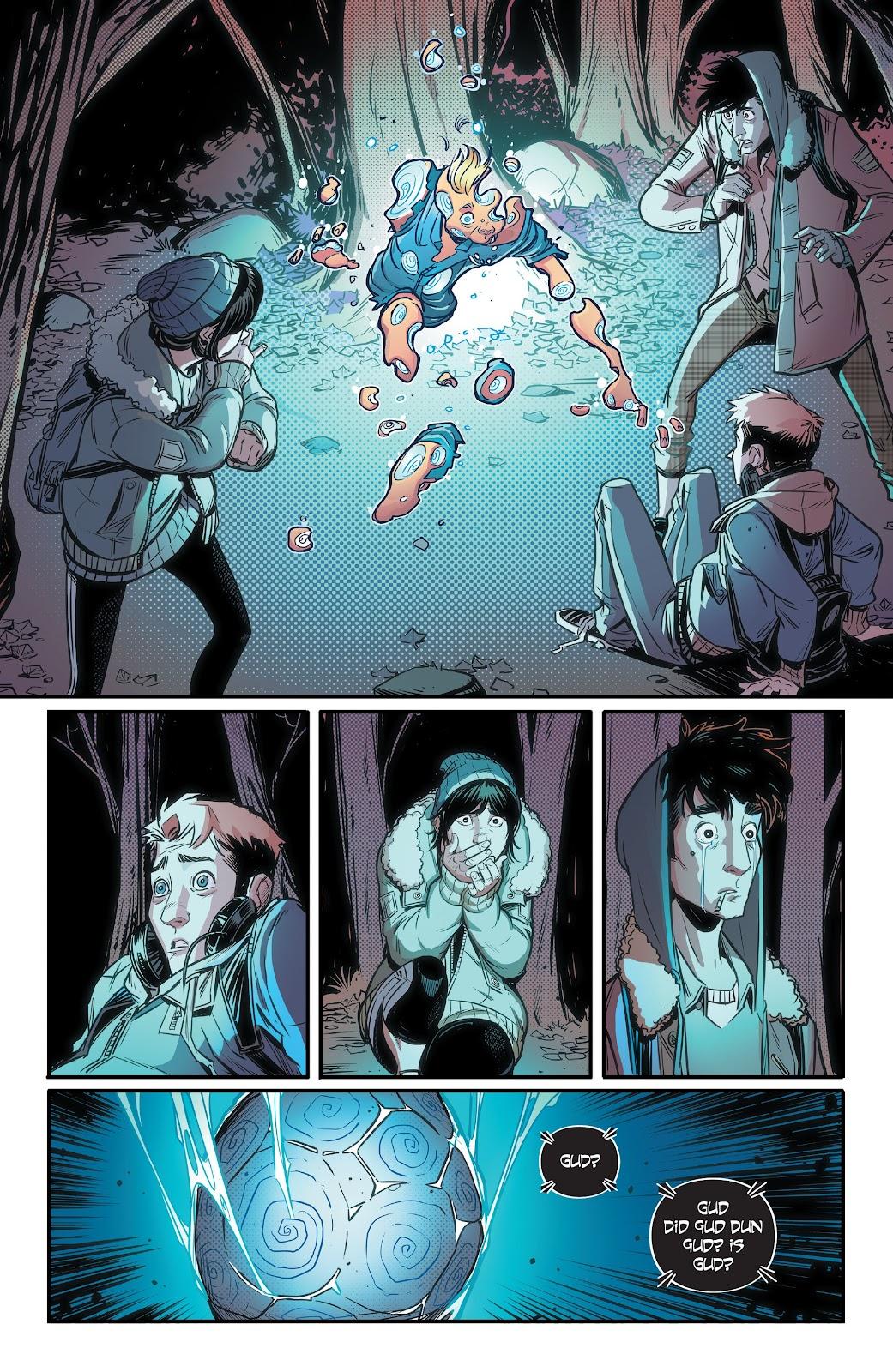 Read online Alienated comic -  Issue #1 - 21