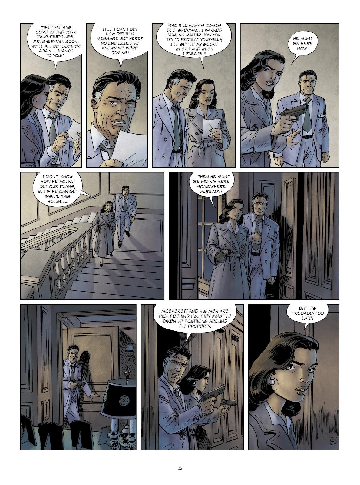 Read online Sherman comic -  Issue #6 - 22