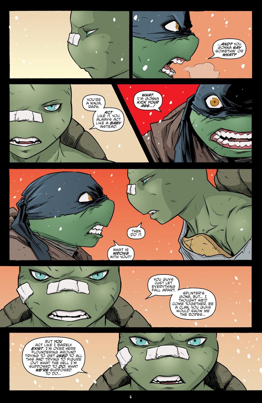 Read online Teenage Mutant Ninja Turtles (2011) comic -  Issue #103 - 8