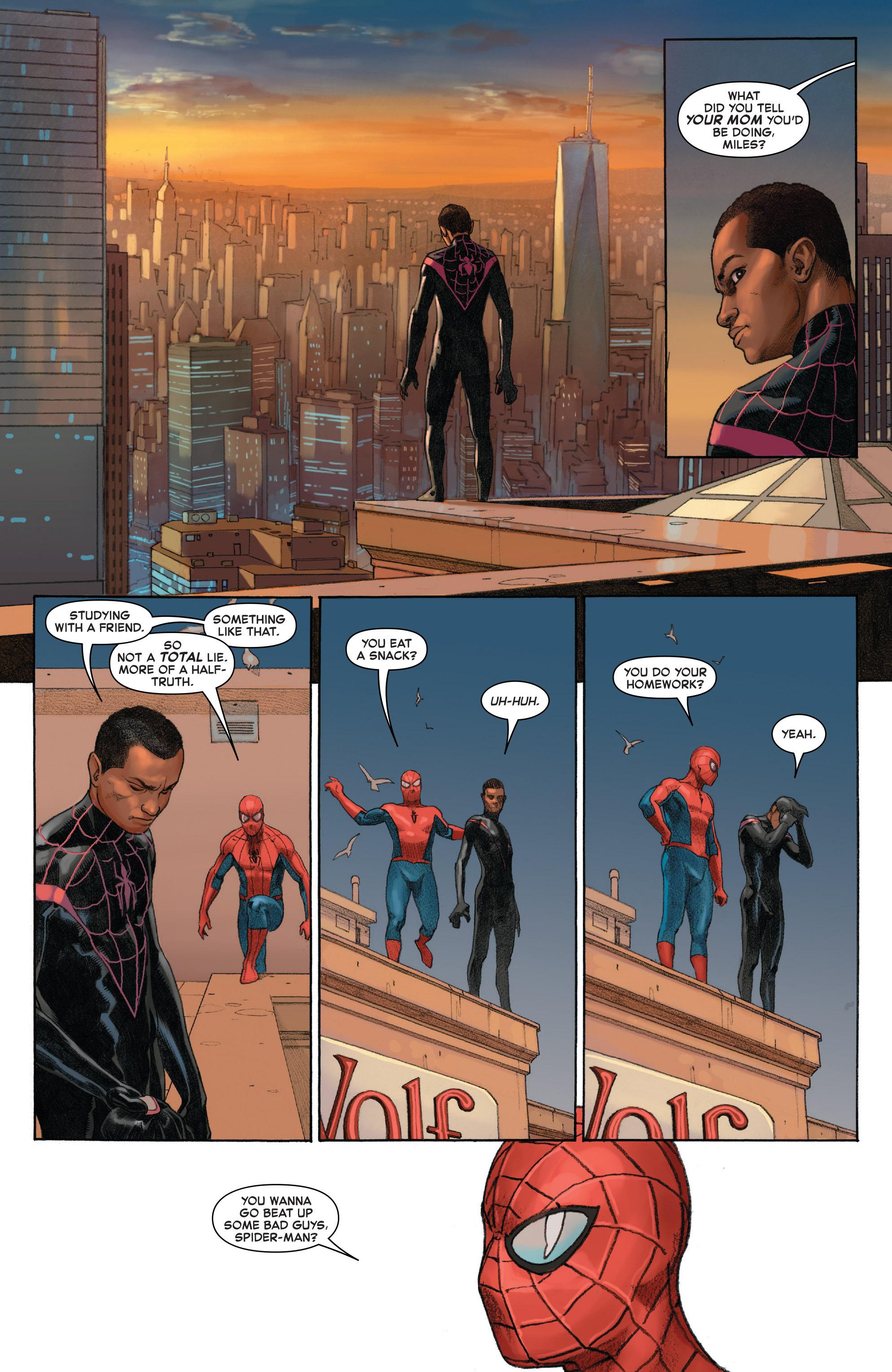 Read online Secret Wars comic -  Issue #9 - 30