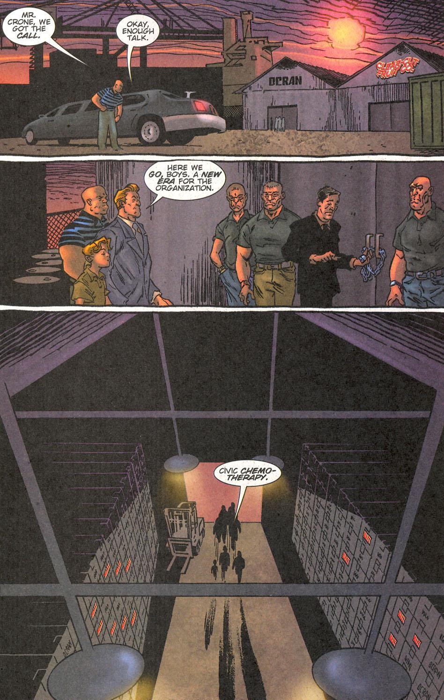 Read online The Exterminators comic -  Issue #16 - 21