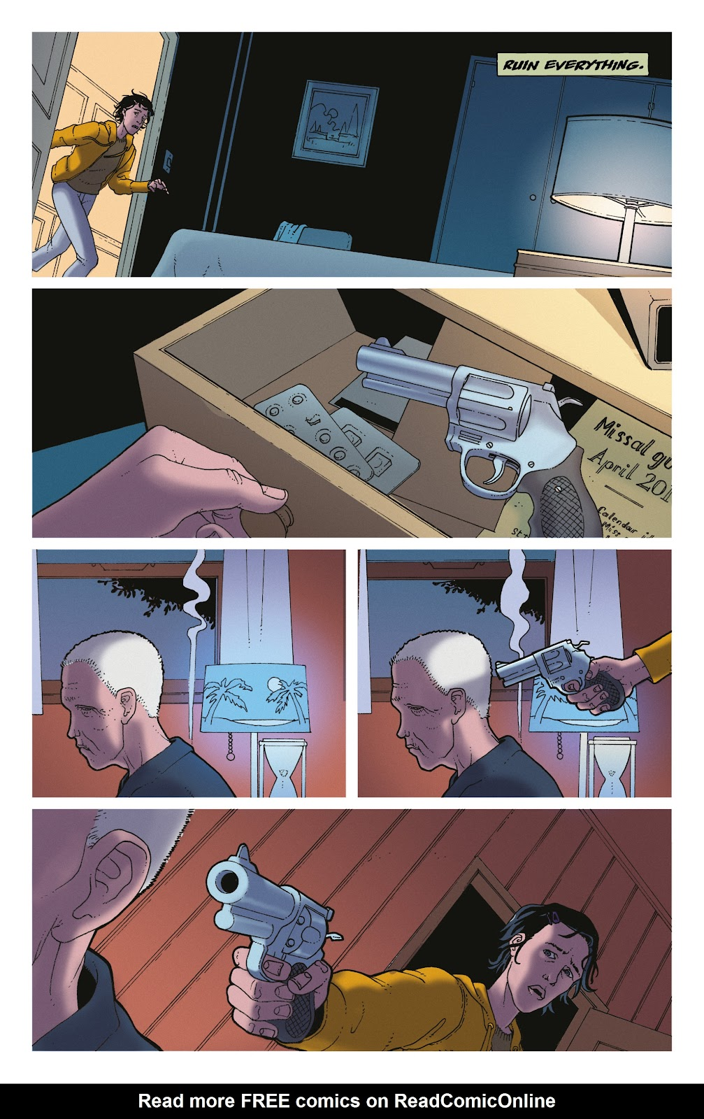 Read online She Could Fly comic -  Issue # _TPB - 58