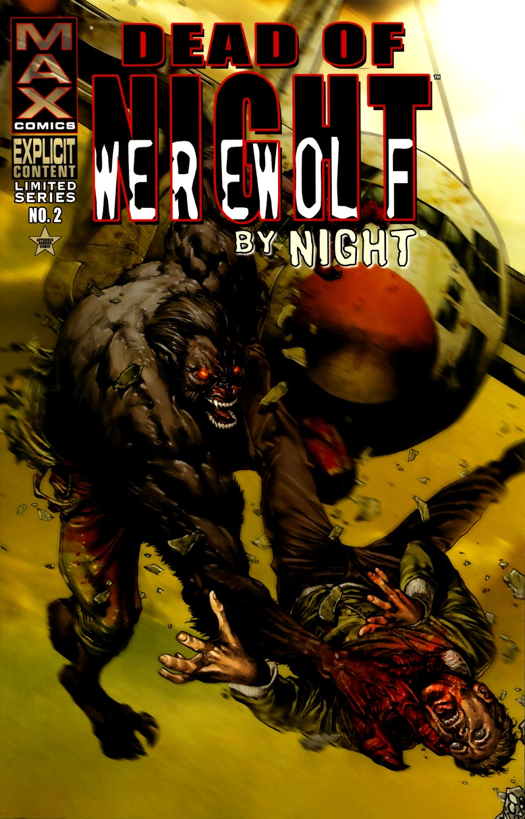 Dead of Night Featuring Werewolf by Night issue 2 - Page 1