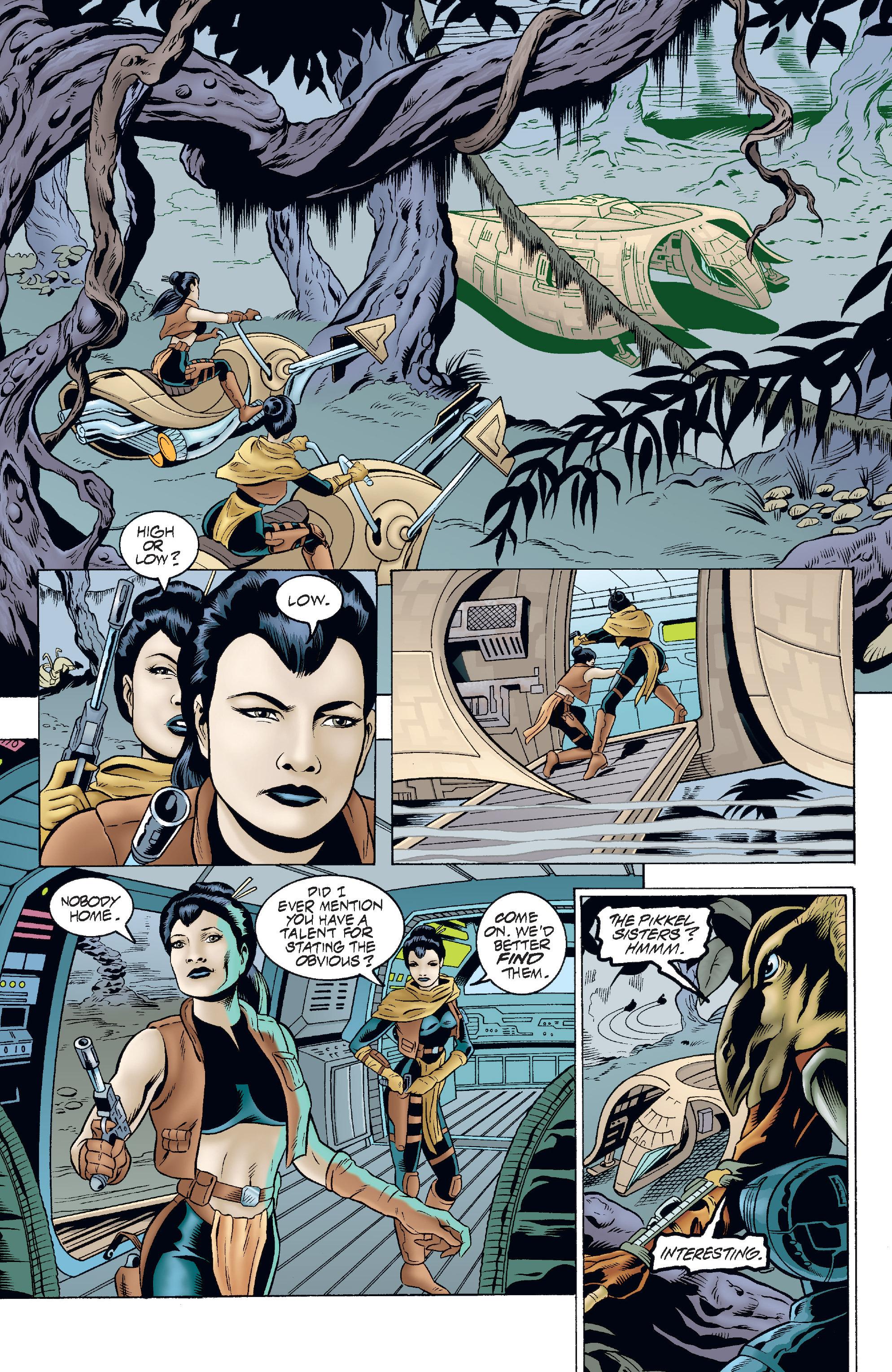Read online Star Wars Omnibus comic -  Issue # Vol. 11 - 335