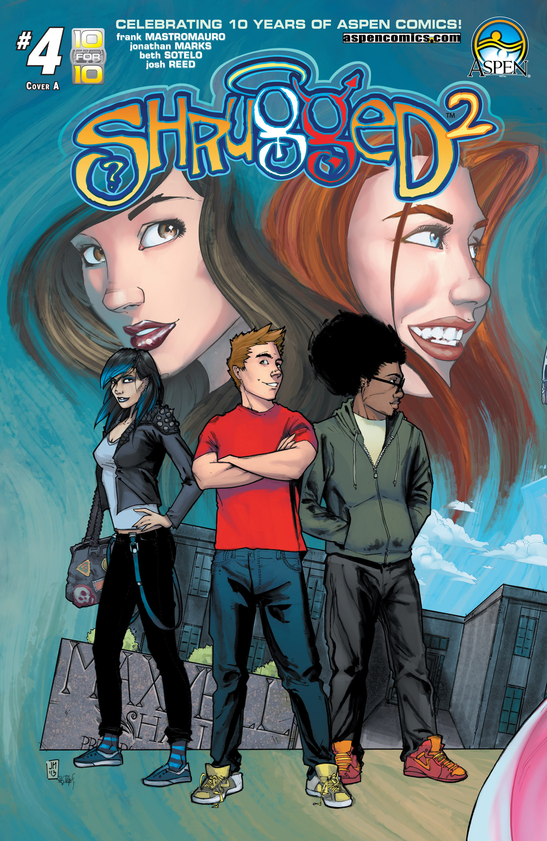 Read online Shrugged (2013) comic -  Issue #4 - 2
