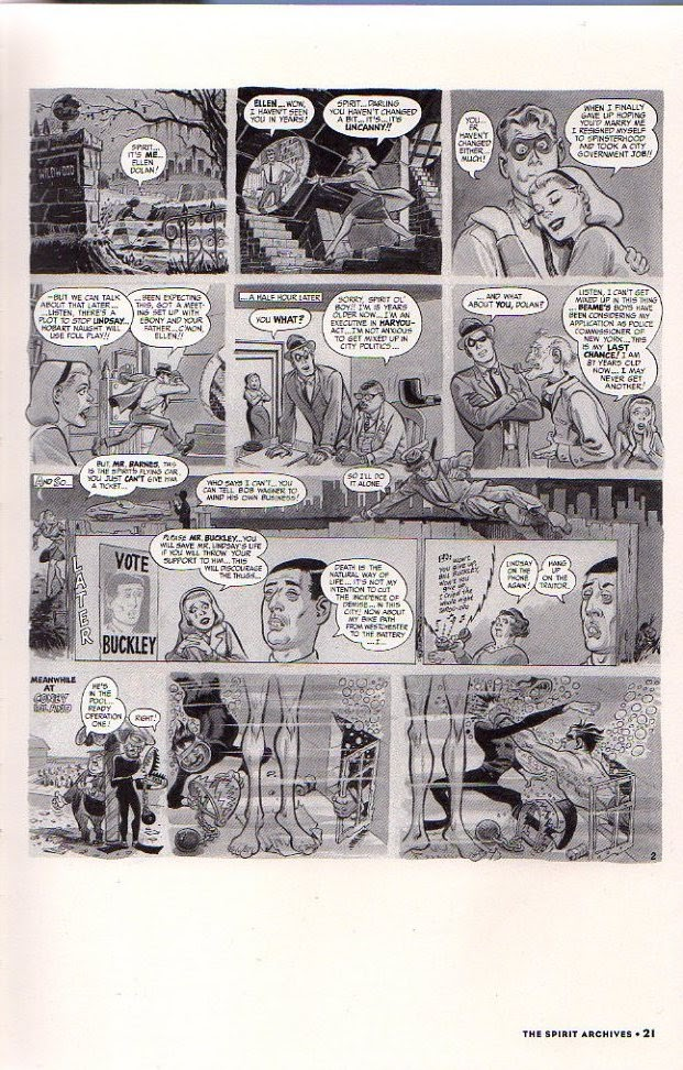 Read online Will Eisner's The Spirit Archives comic -  Issue # TPB 26 (Part 1) - 28